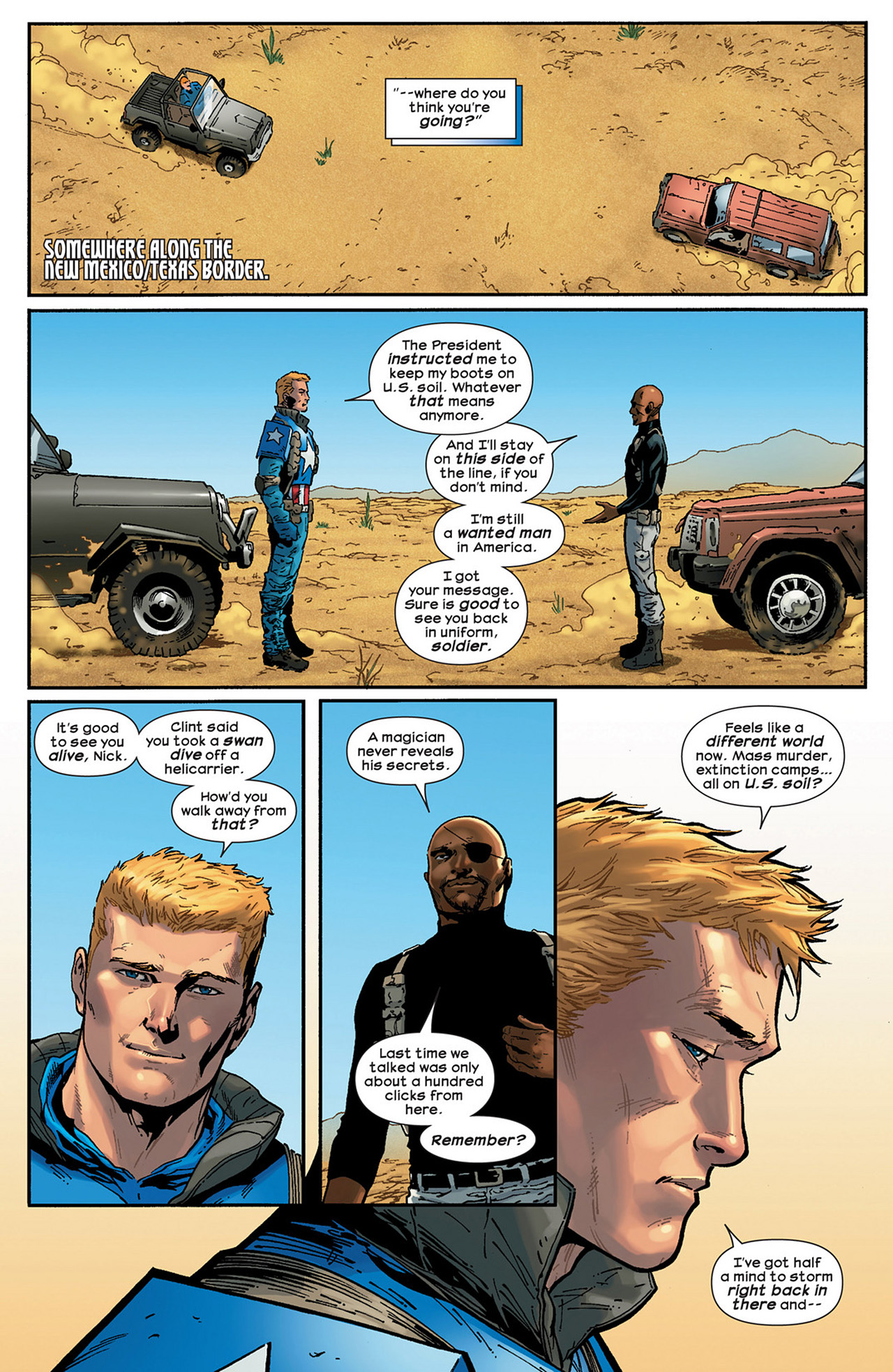 Read online Ultimate Comics Ultimates comic -  Issue #15 - 8