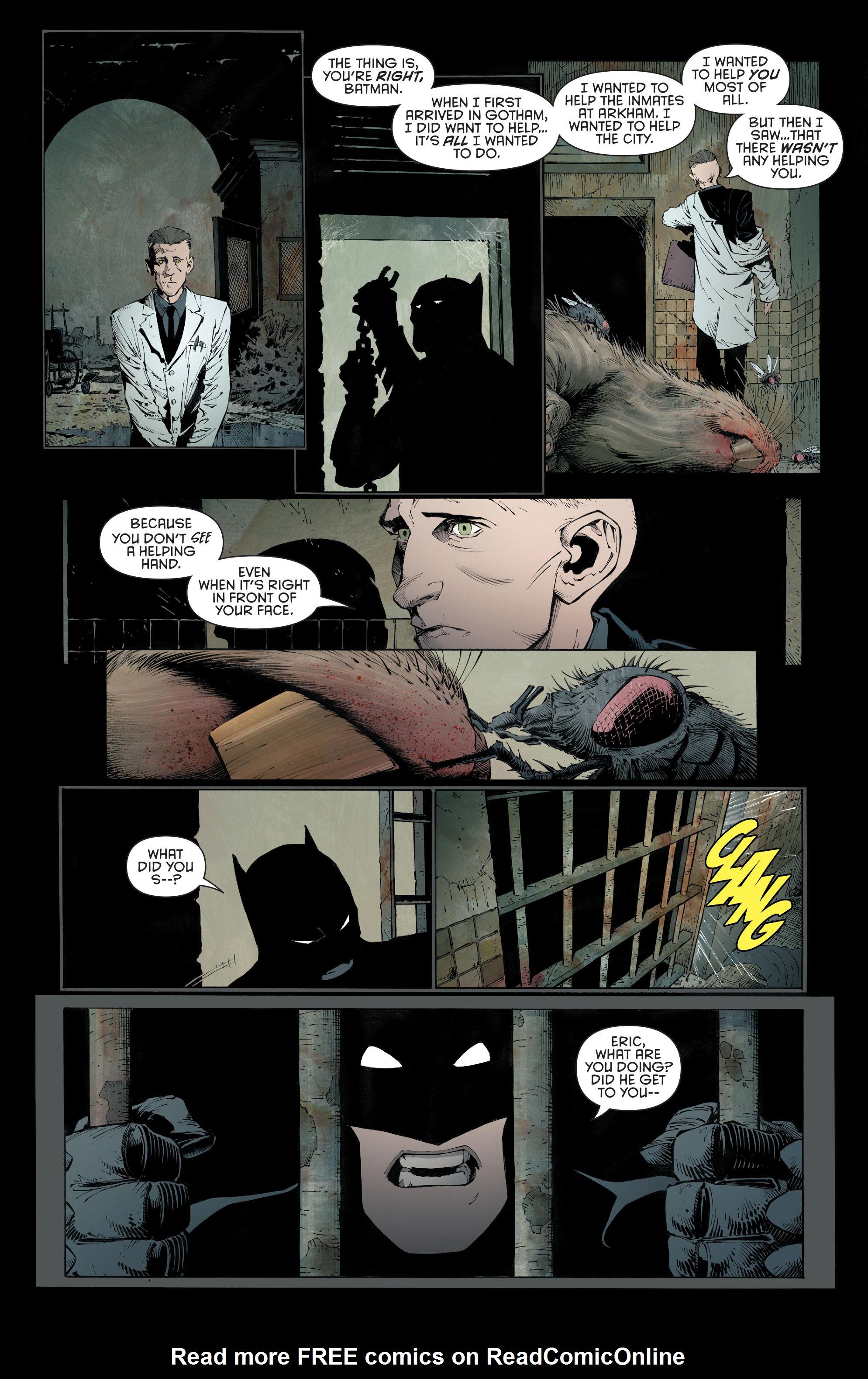 Read online Batman (2011) comic -  Issue # _TPB 7 - 46