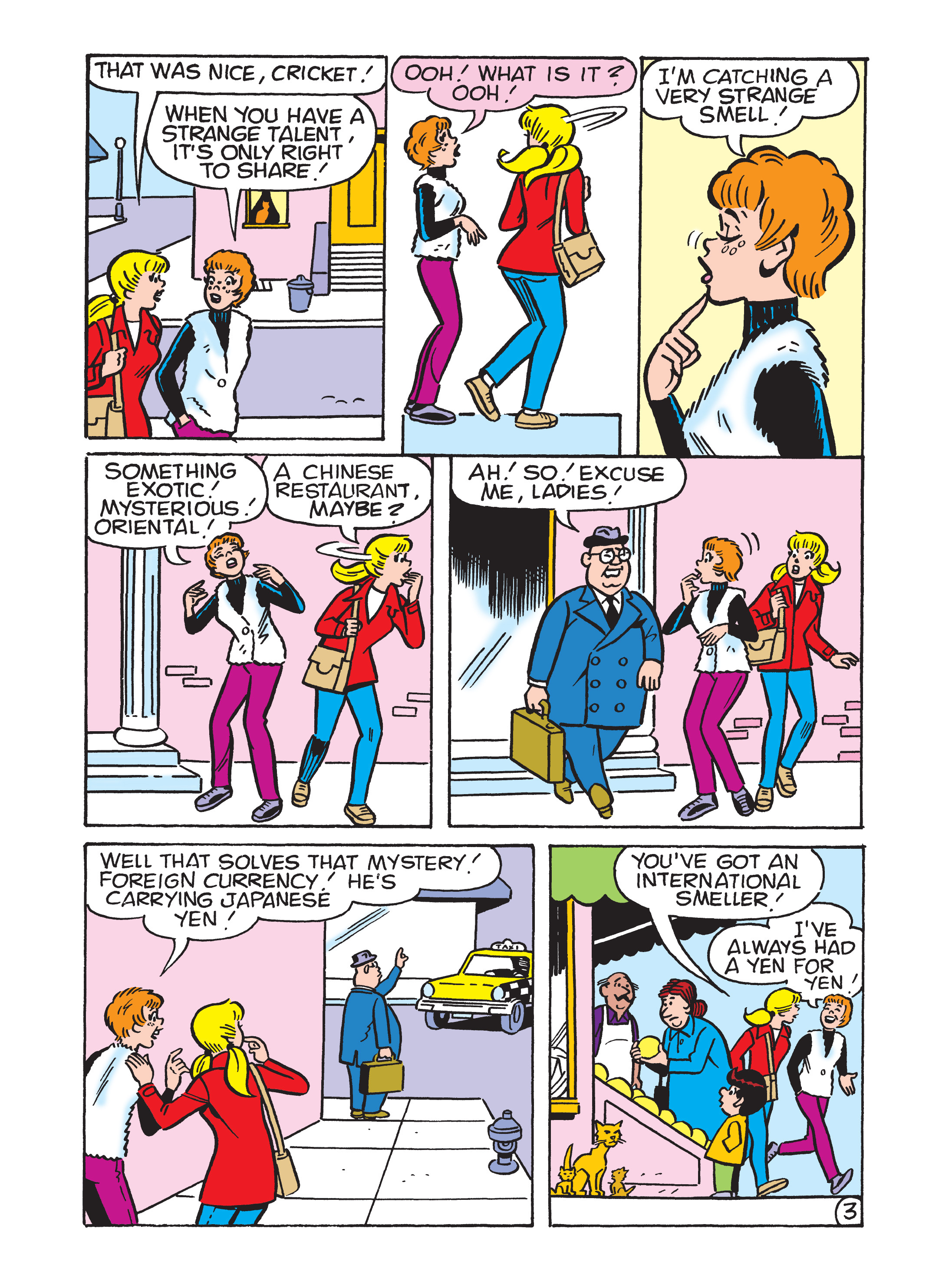 Read online Archie 75th Anniversary Digest comic -  Issue #5 - 54