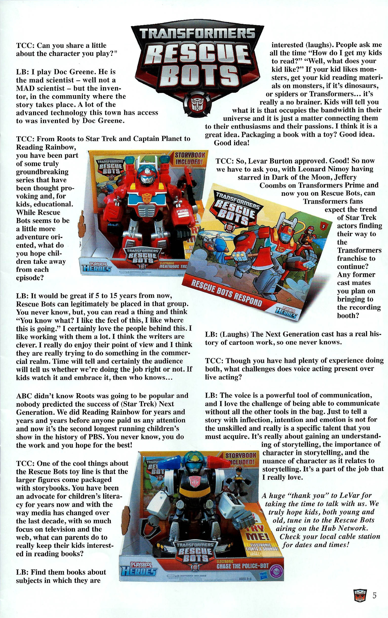 Read online Transformers: Collectors' Club comic -  Issue #43 - 5