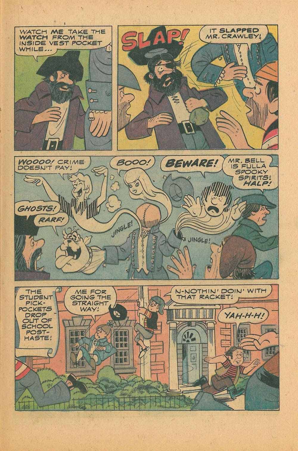 The Funky Phantom issue 10 - Page 21