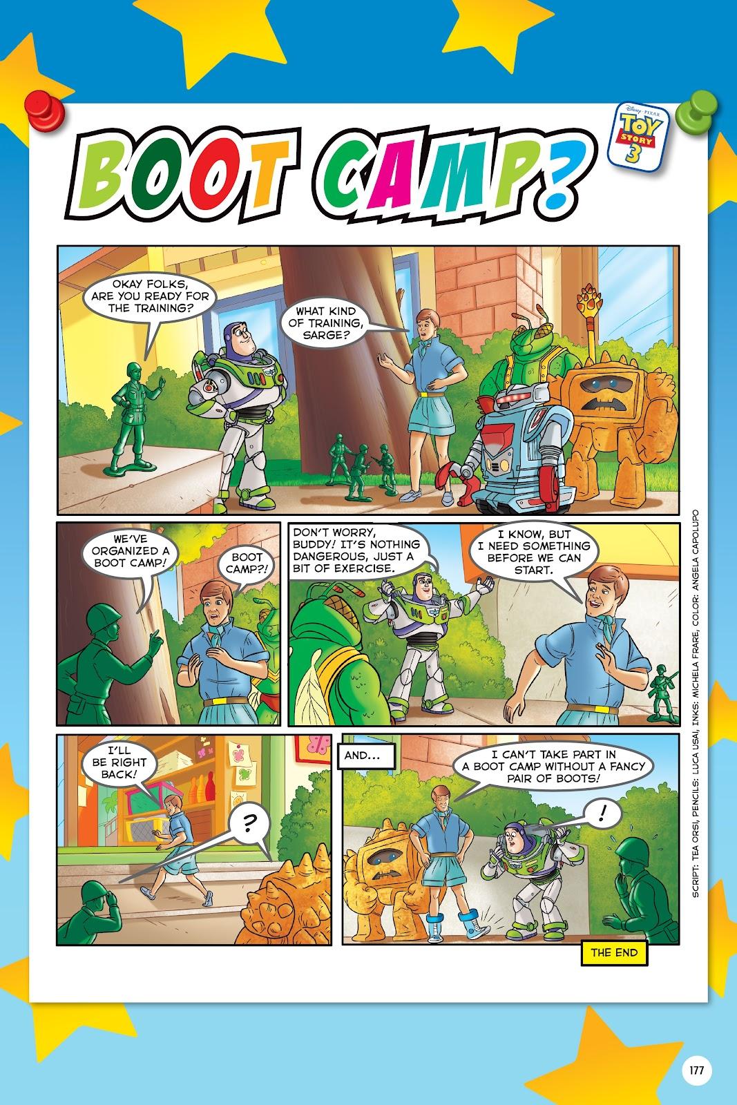 Read online DISNEY·PIXAR Toy Story Adventures comic -  Issue # TPB 1 (Part 2) - 77