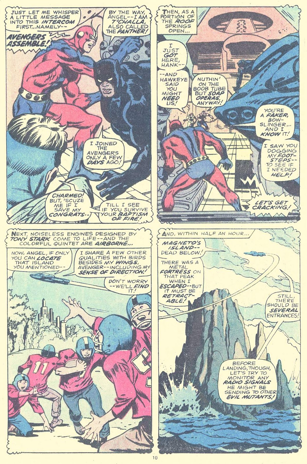 Marvel Triple Action (1972) issue 46 - Page 12