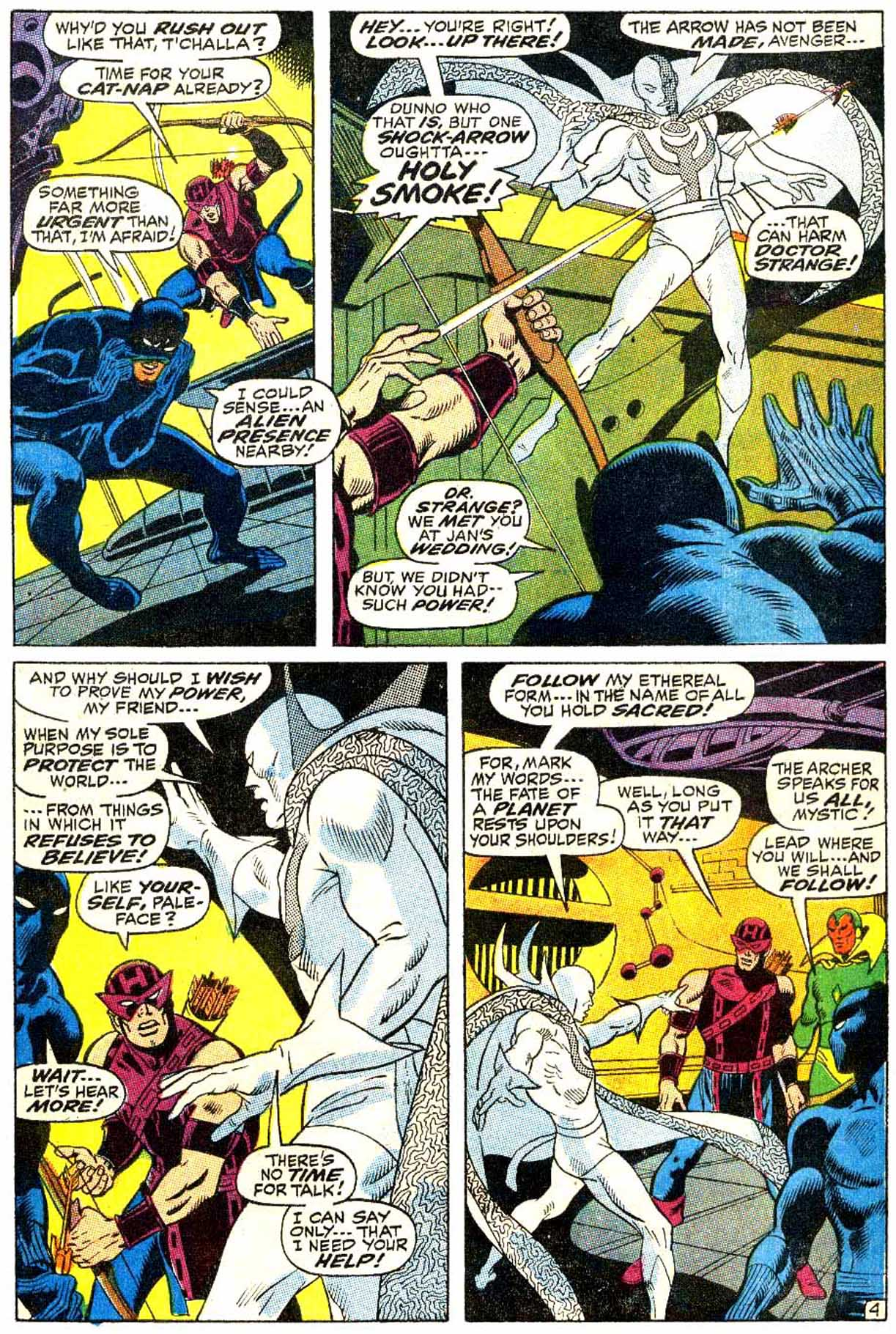 The Avengers (1963) 61 Page 4