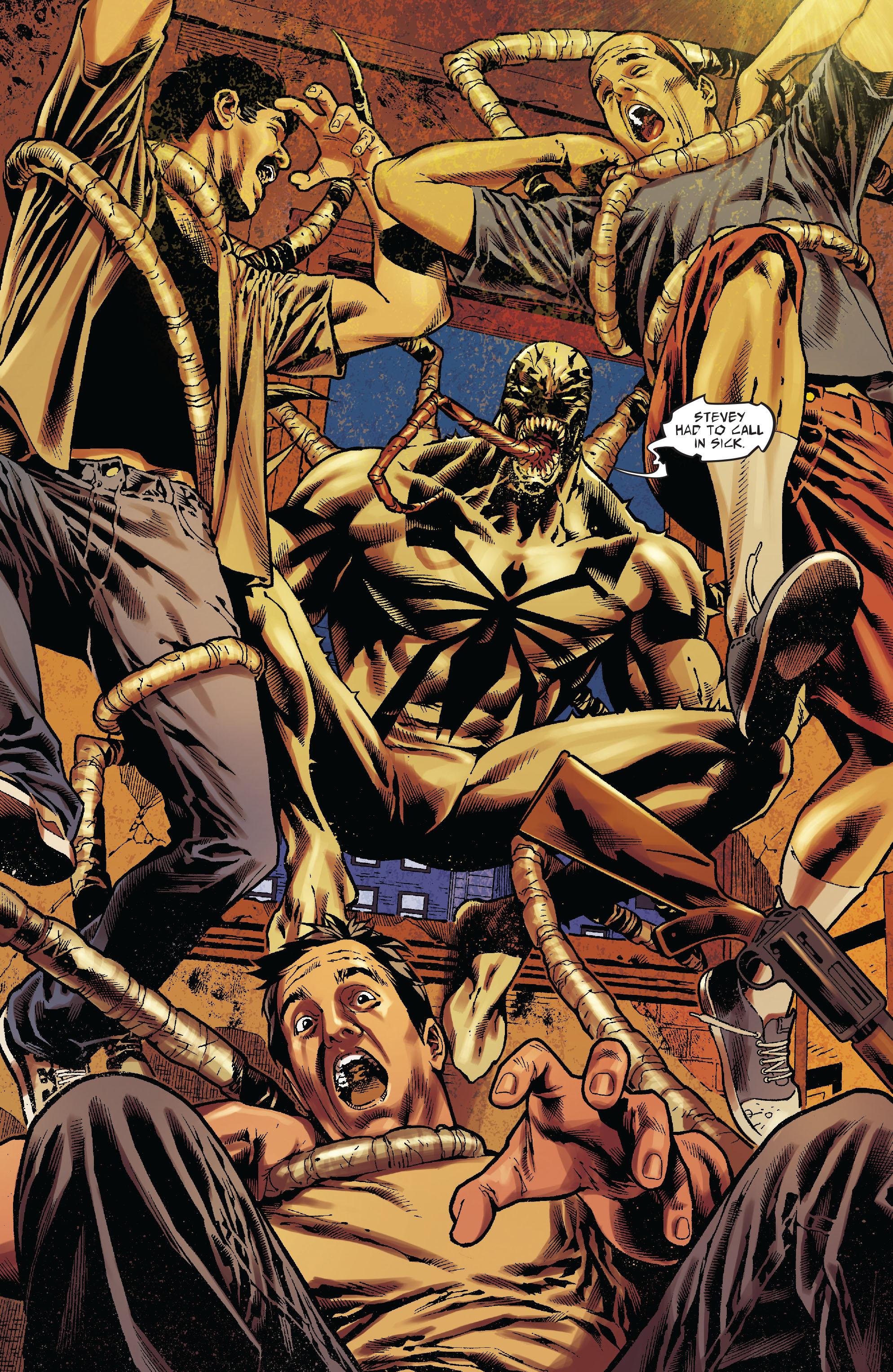 Read online Amazing Spider-Man Presents: Anti-Venom - New Ways To Live comic -  Issue #1 - 8
