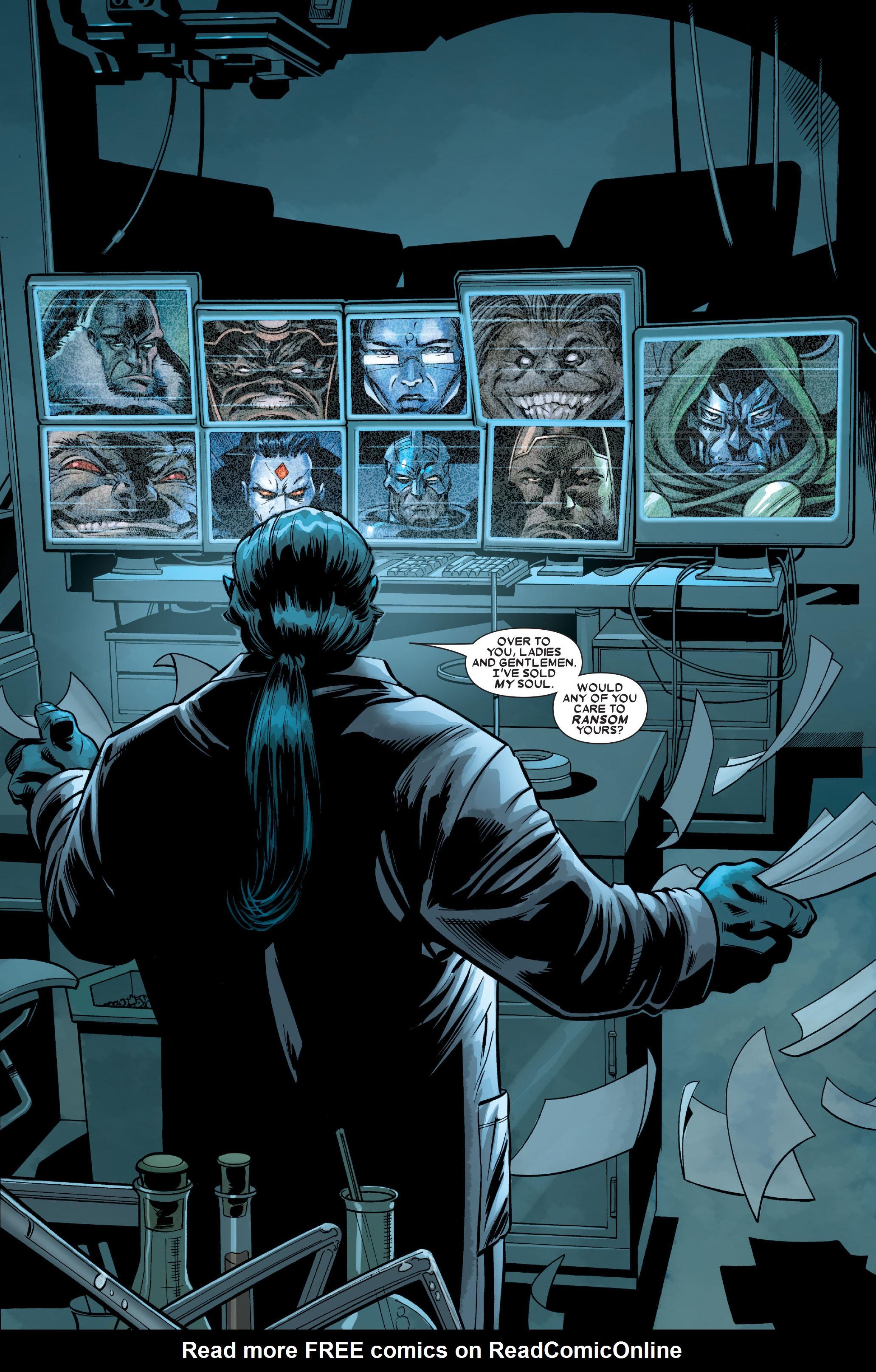 X-Men (1991) 200 Page 43