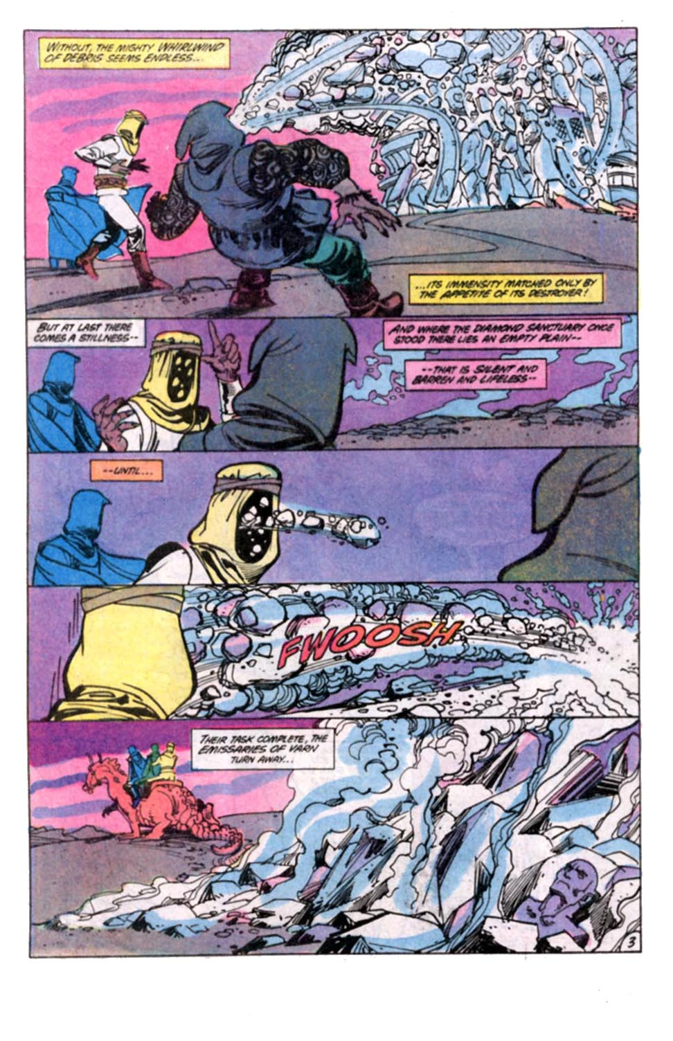 Read online Amethyst, Princess of Gemworld comic -  Issue #8 - 4