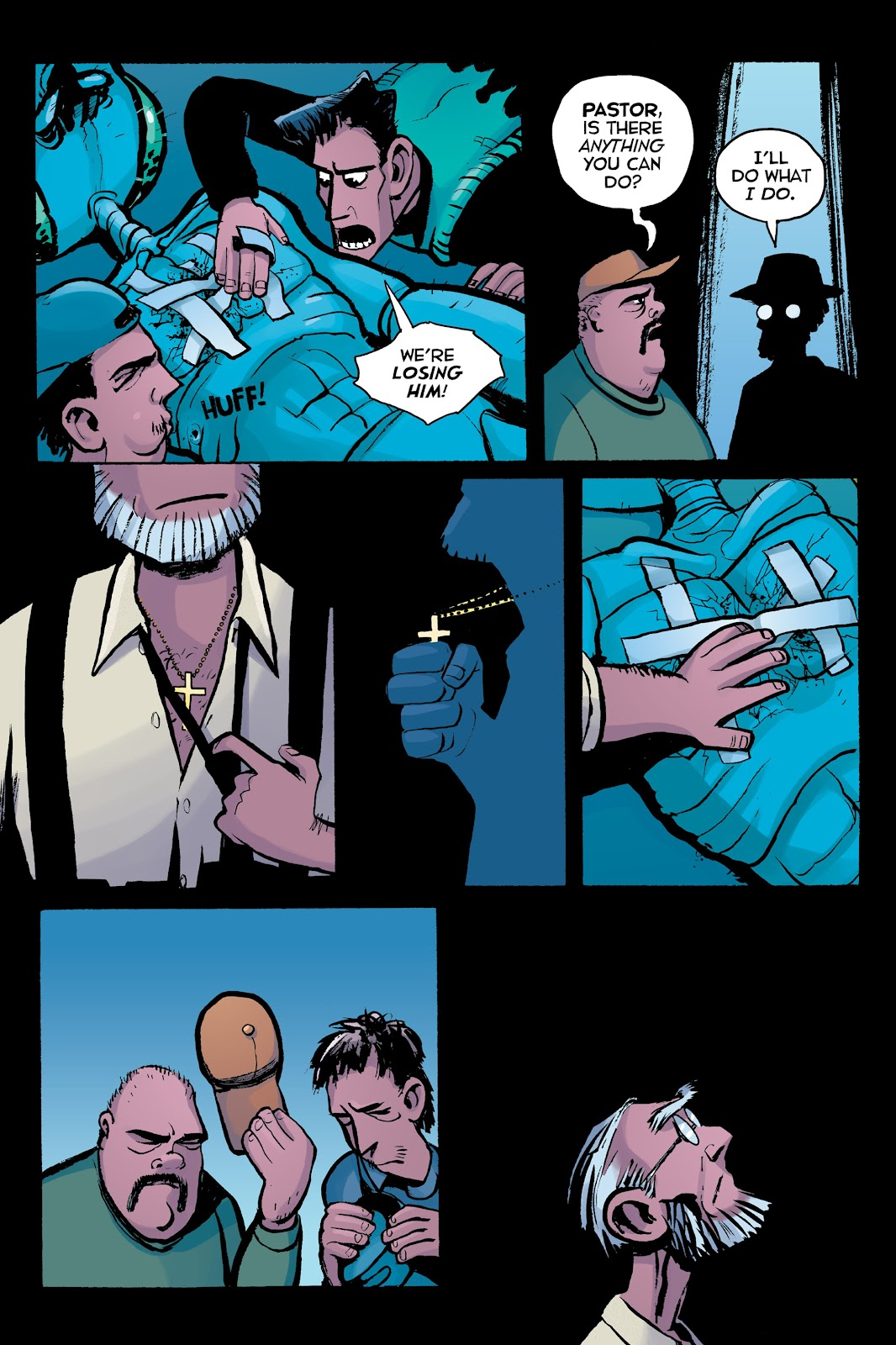 Read online Creature Tech (2019) comic -  Issue # TPB (Part 2) - 47