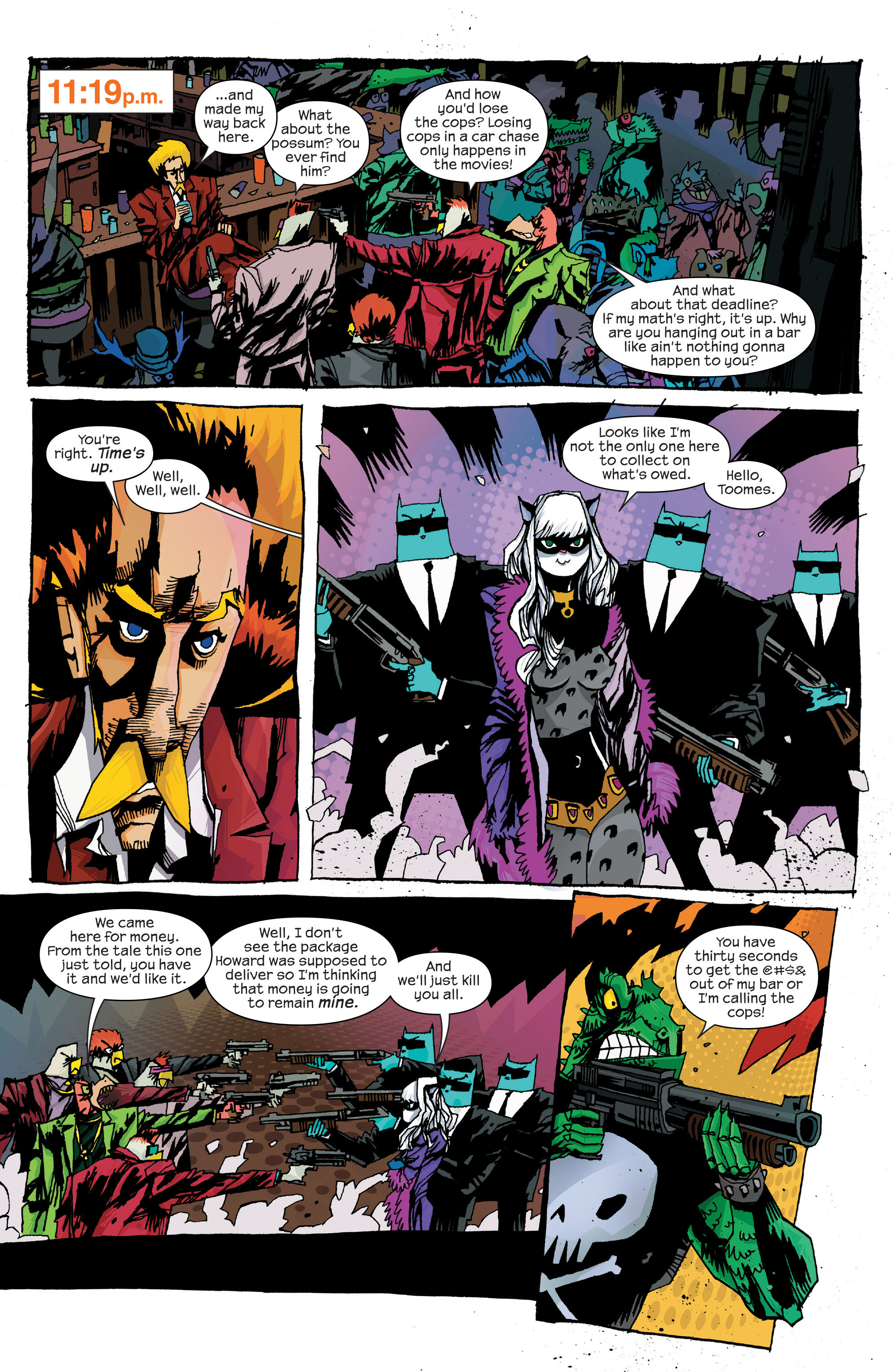 Read online Secret Wars Journal/Battleworld comic -  Issue # TPB - 226