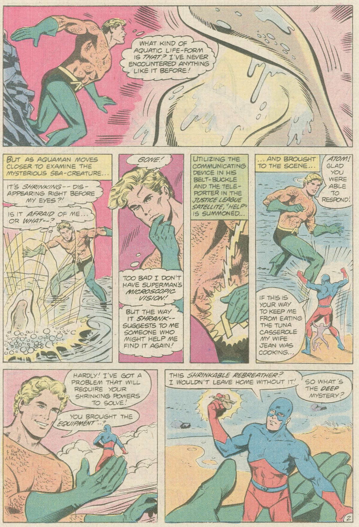 Action Comics (1938) 521 Page 20