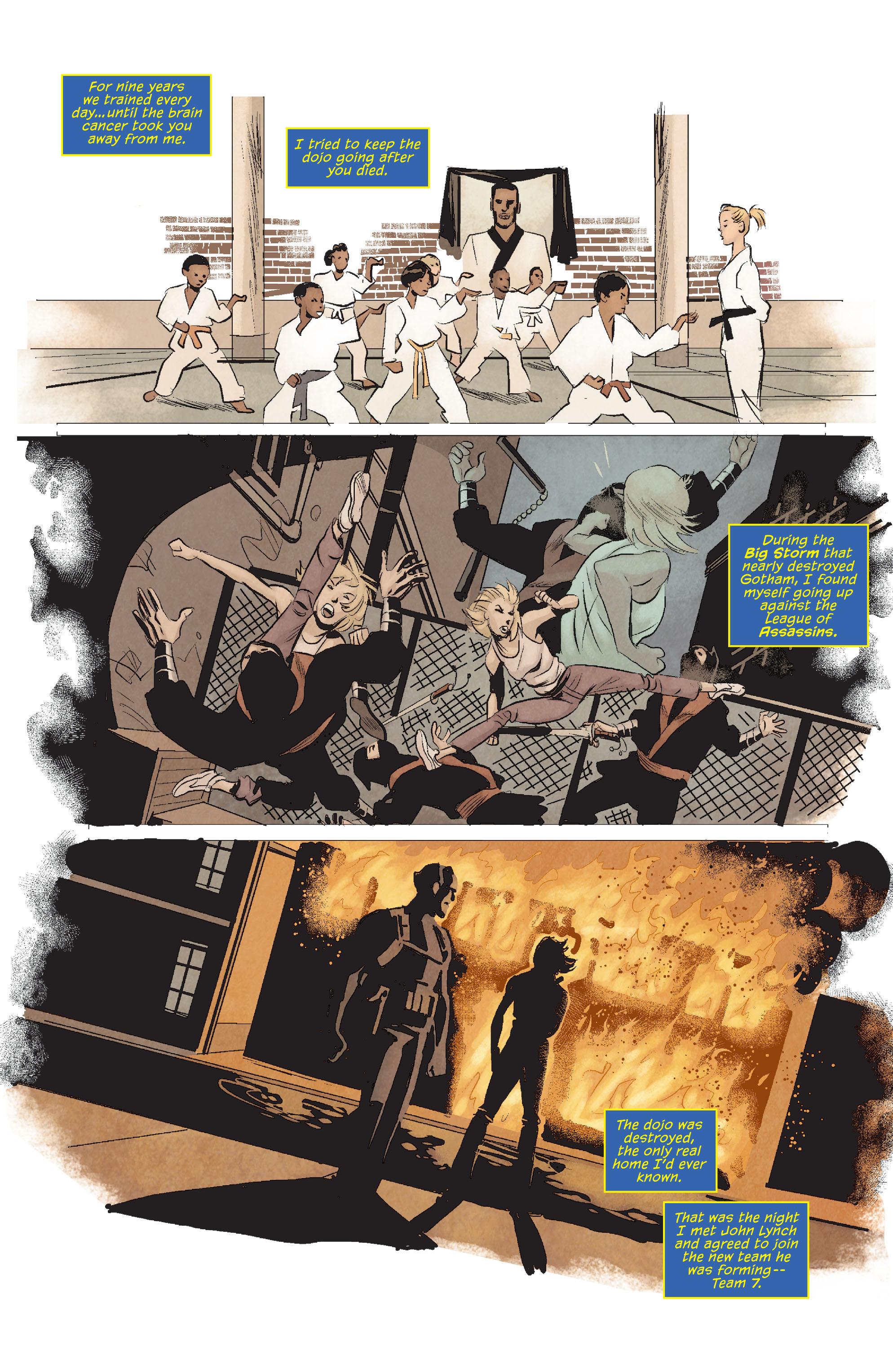 Read online Secret Origins (2014) comic -  Issue #11 - 32