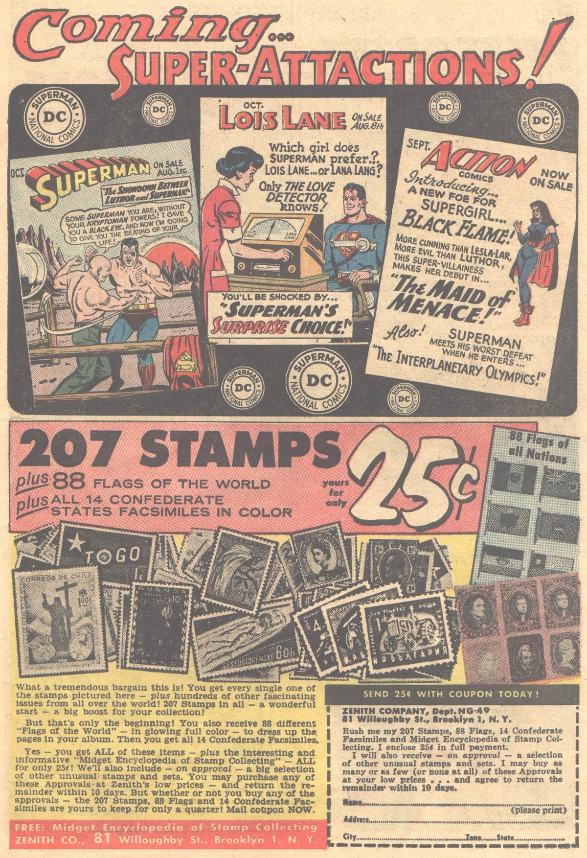 Read online Adventure Comics (1938) comic -  Issue #312 - 11