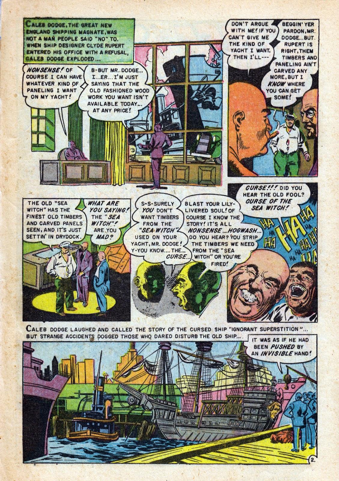 Dark Mysteries issue 1 - Page 4