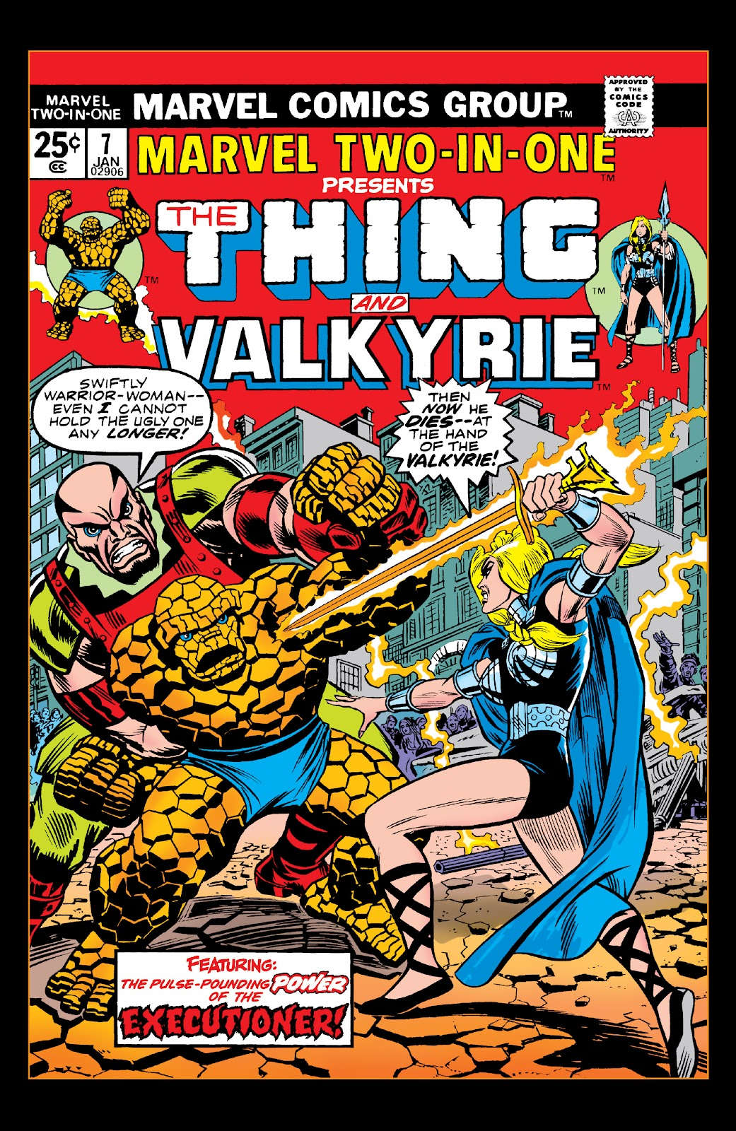 Read online Marvel Two-In-One Epic Collection: Cry Monster comic -  Issue # TPB (Part 2) - 61