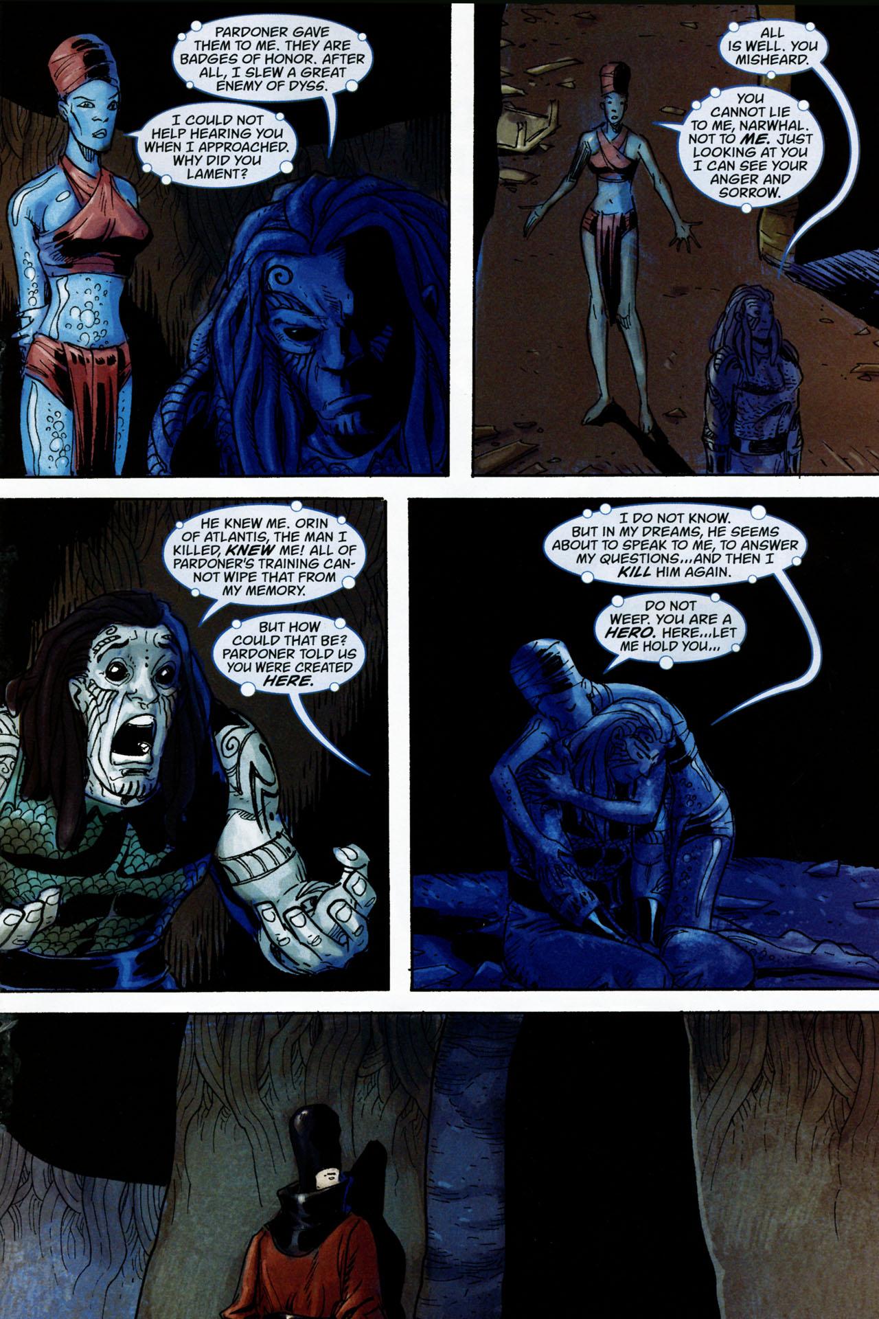 Read online Aquaman: Sword of Atlantis comic -  Issue #53 - 11