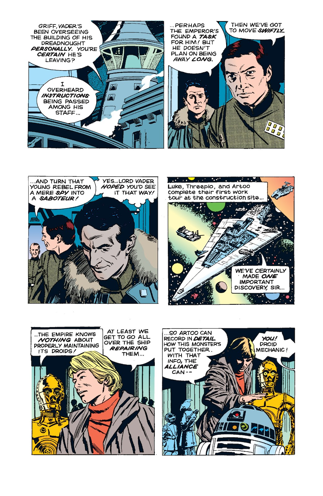 Read online Star Wars Legends: The Newspaper Strips - Epic Collection comic -  Issue # TPB (Part 5) - 52