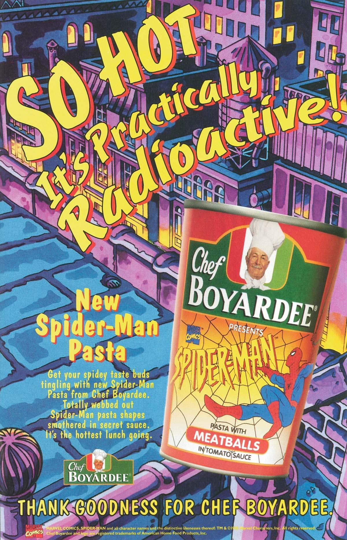 Read online UltraForce (1995) comic -  Issue #7 - 33