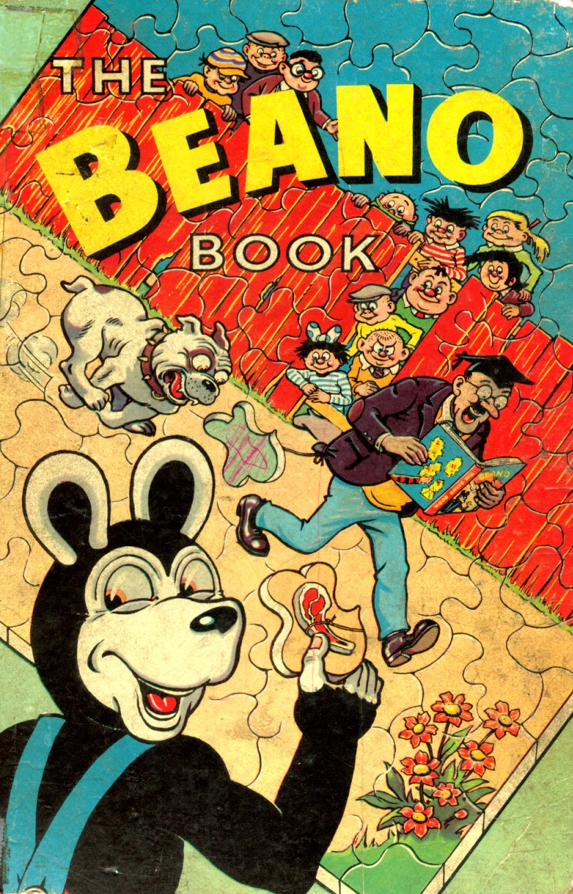 The Beano Book (Annual) 1960 Page 1