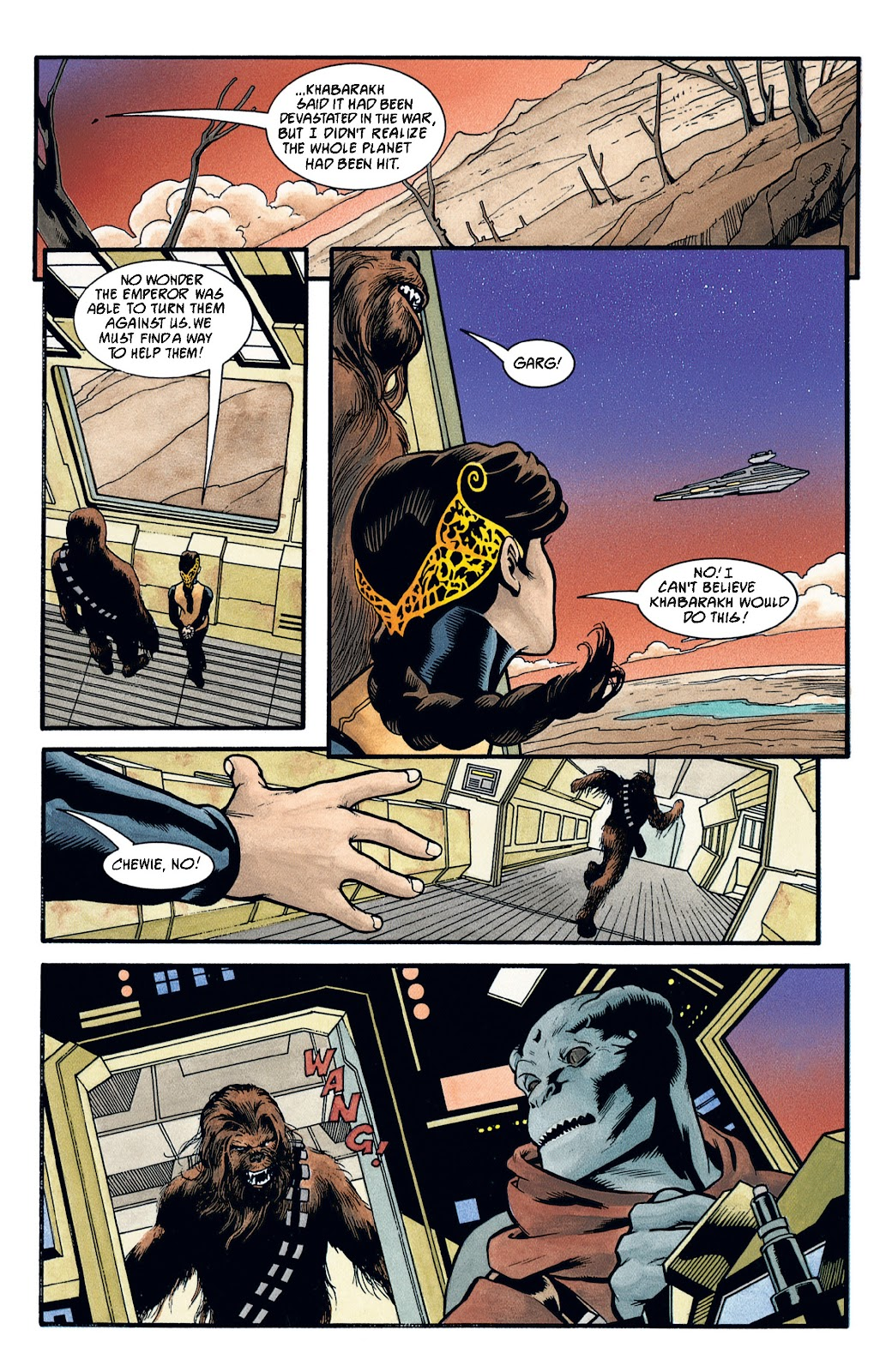 Read online Star Wars Legends: The New Republic - Epic Collection comic -  Issue # TPB 4 (Part 2) - 91