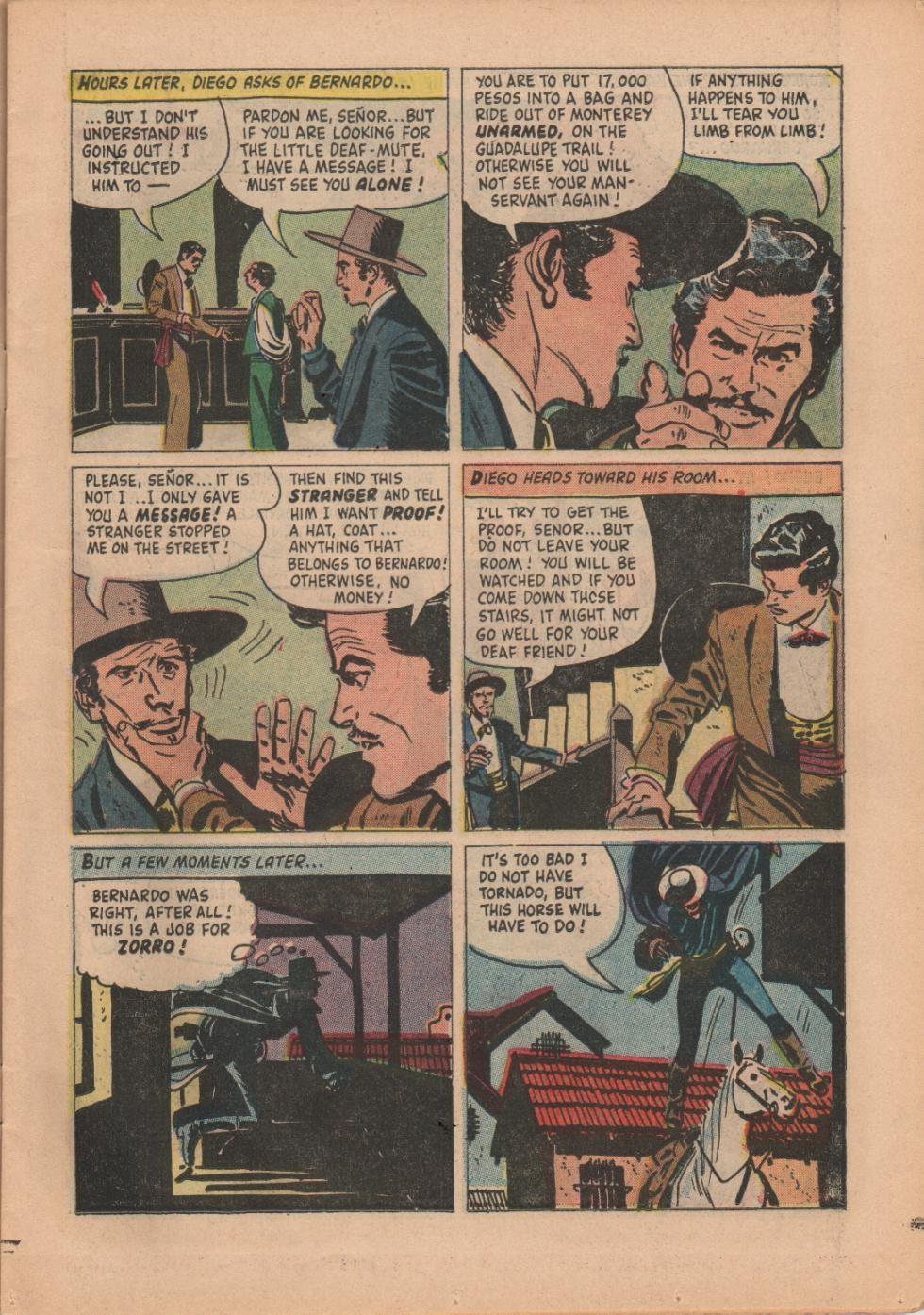 Zorro (1966) issue 5 - Page 11