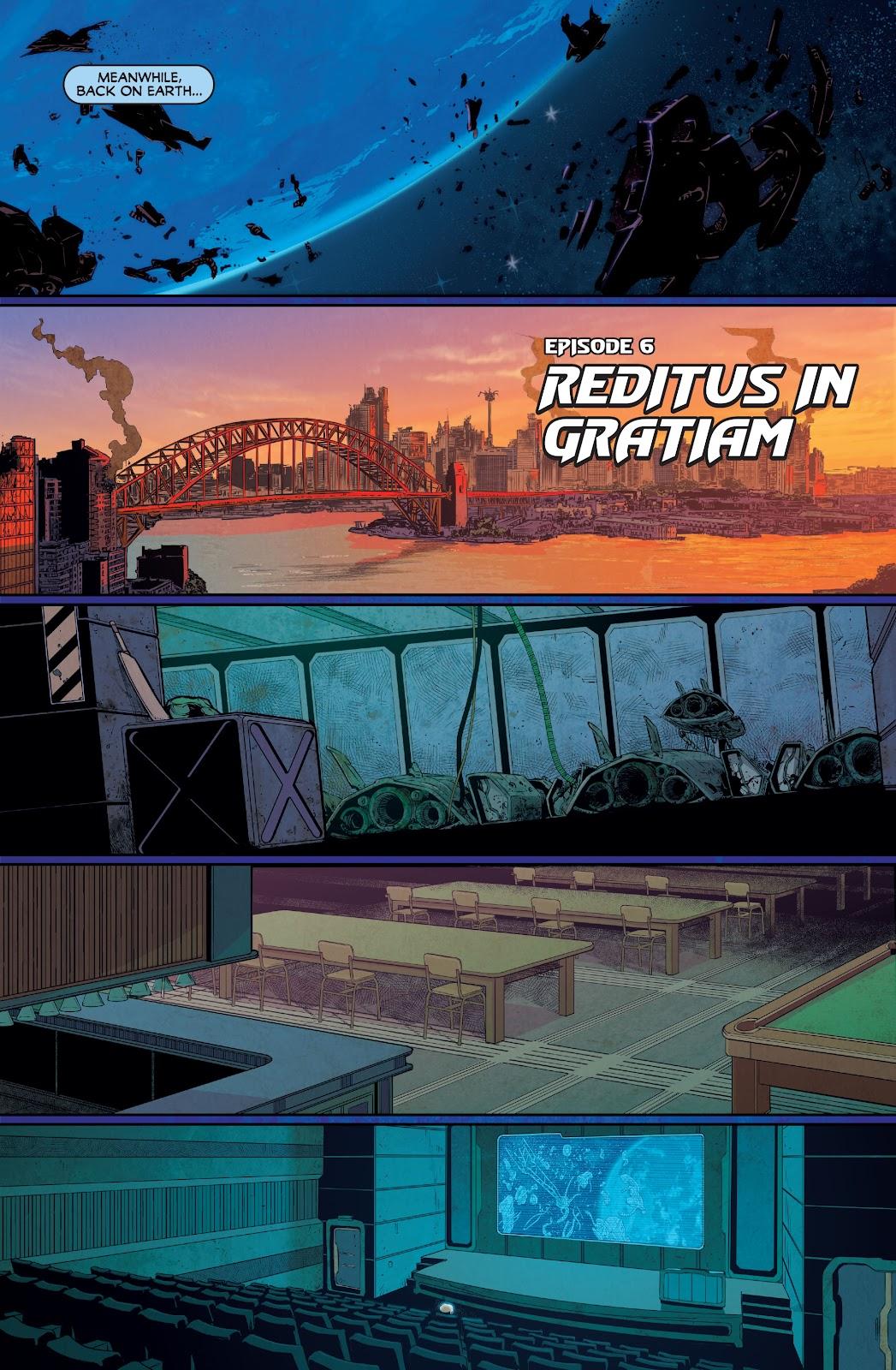 Exilium issue 6 - Page 8