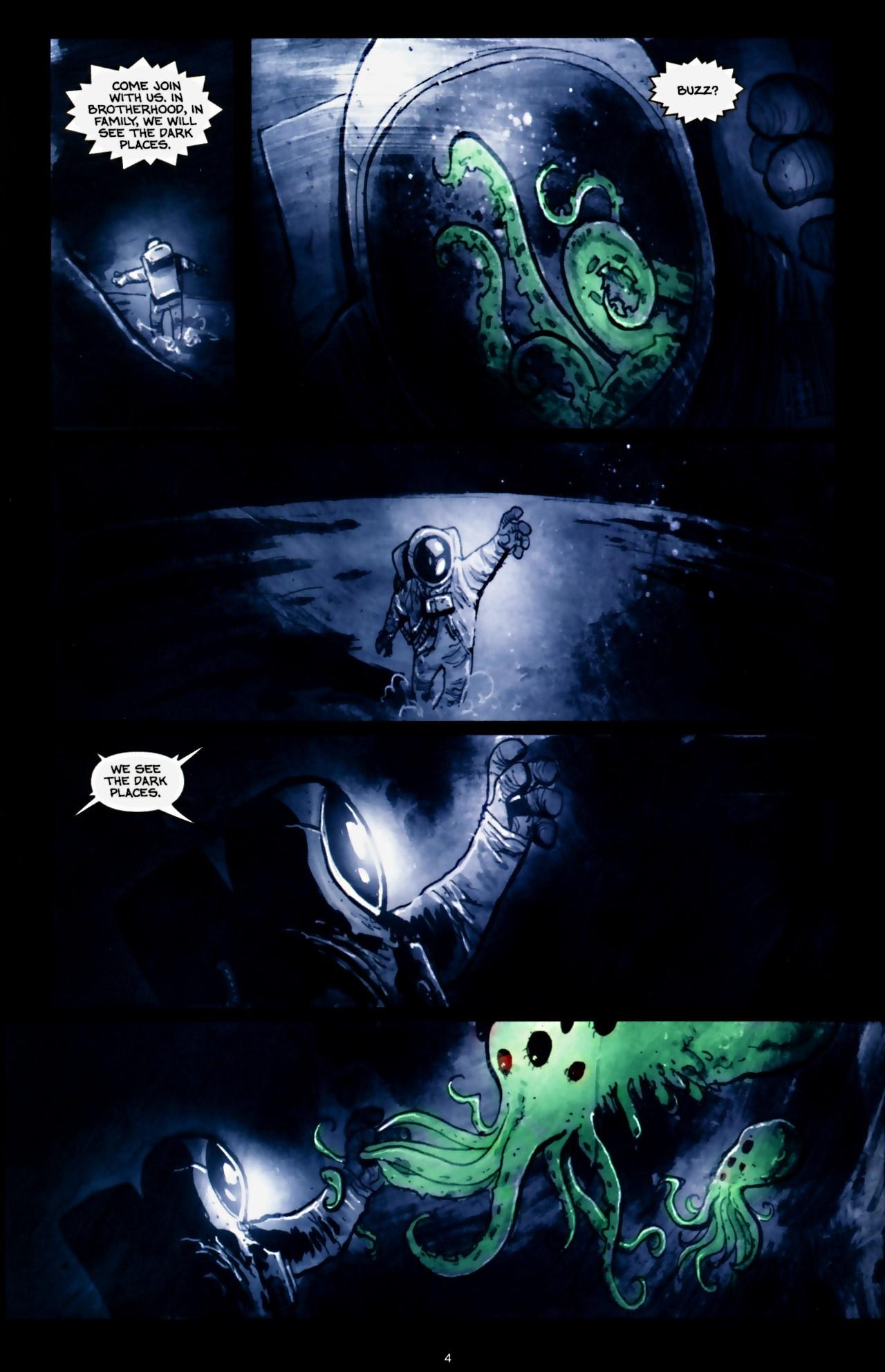 Read online Wormwood: Gentleman Corpse comic -  Issue #9 - 6