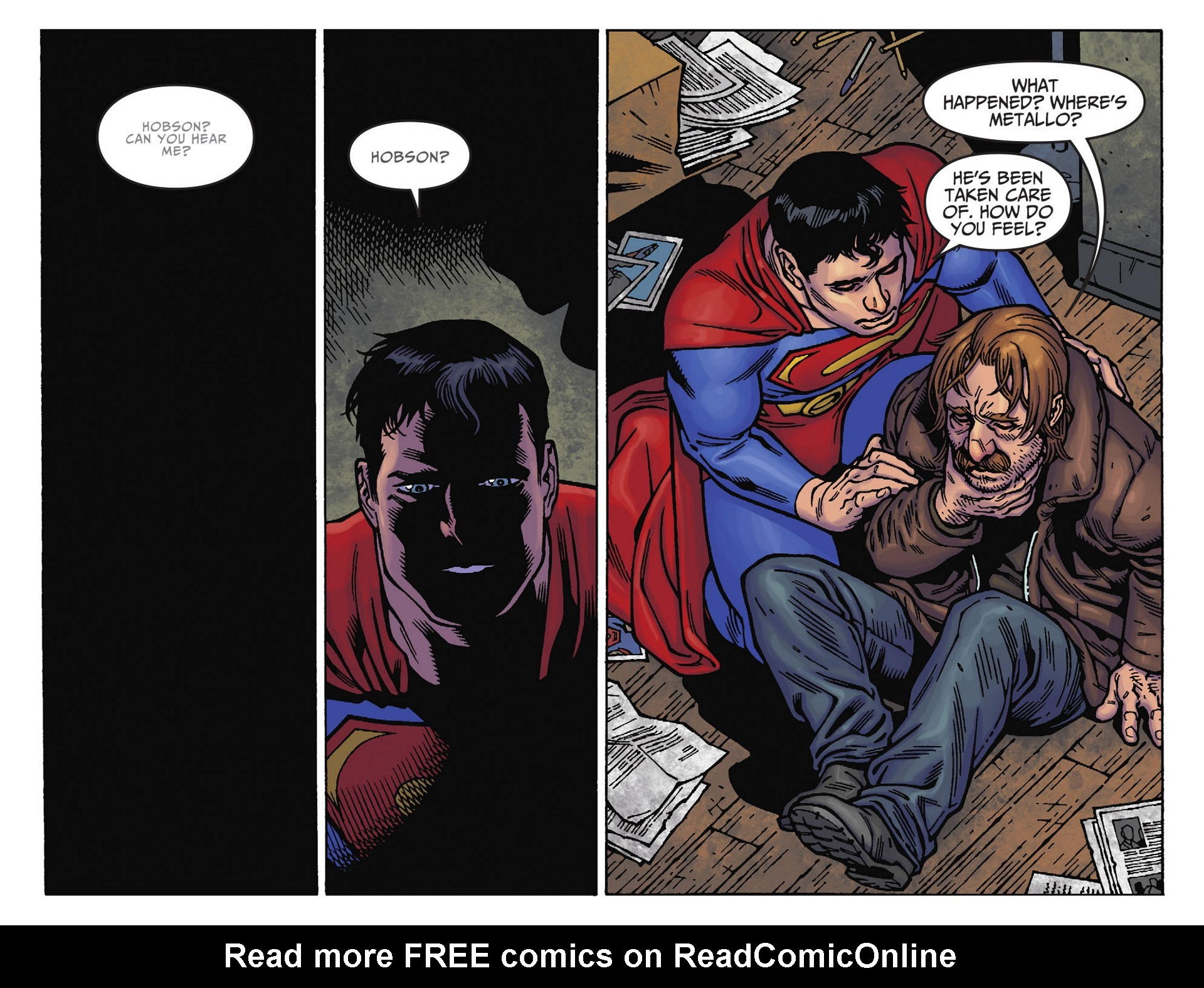 Read online Adventures of Superman [I] comic -  Issue #39 - 17