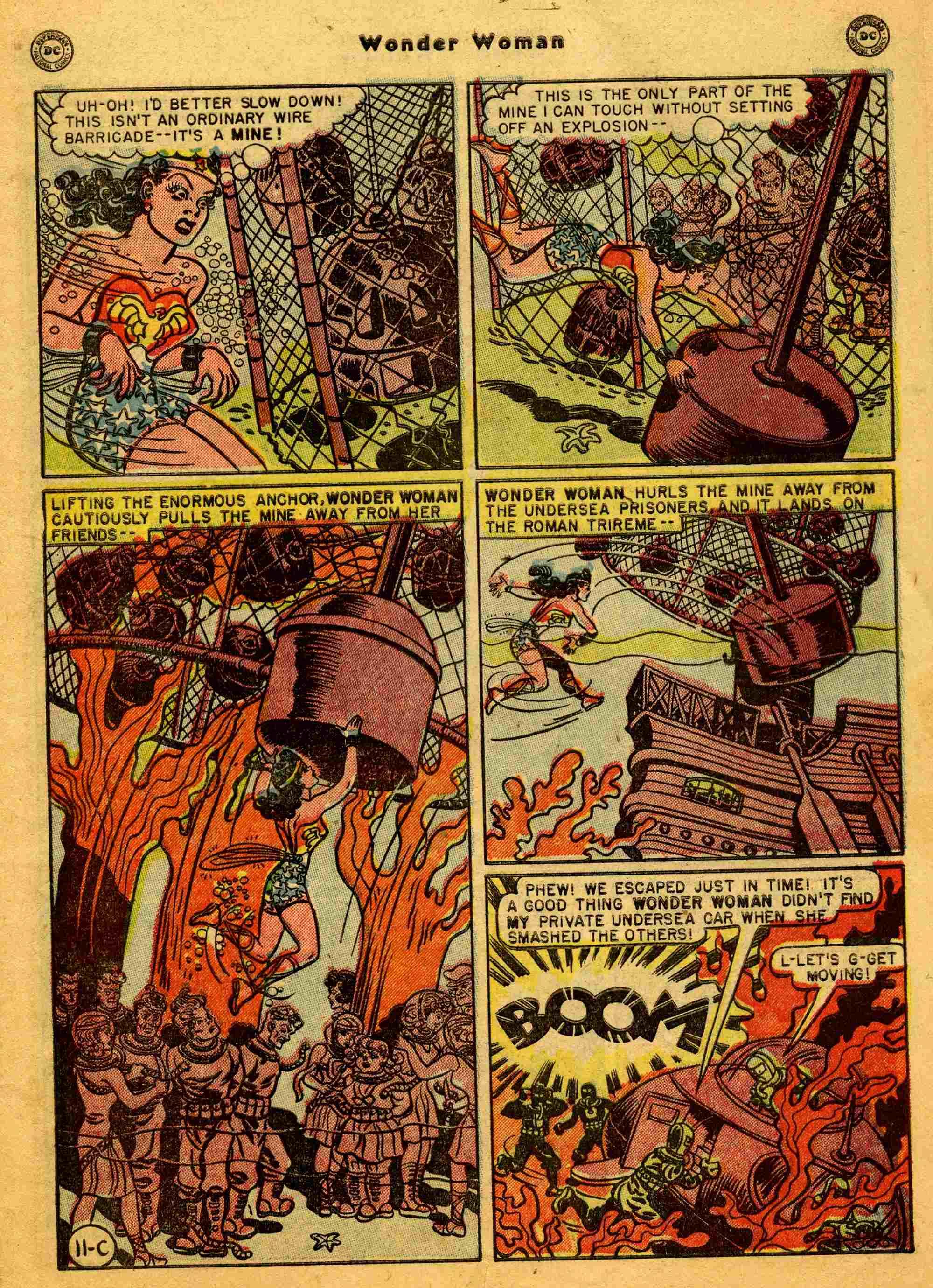 Read online Wonder Woman (1942) comic -  Issue #44 - 36
