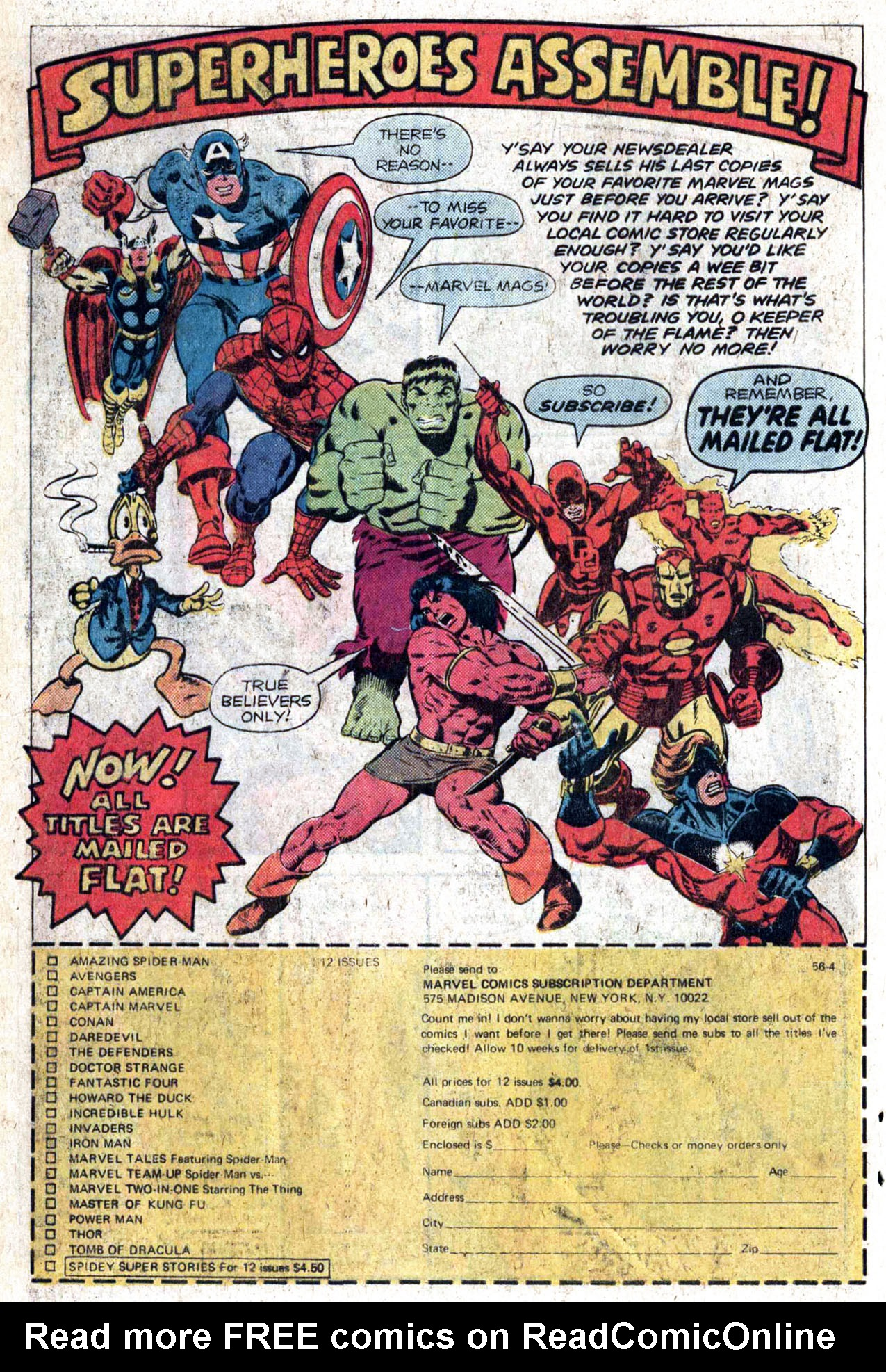 Read online Amazing Adventures (1970) comic -  Issue #38 - 20