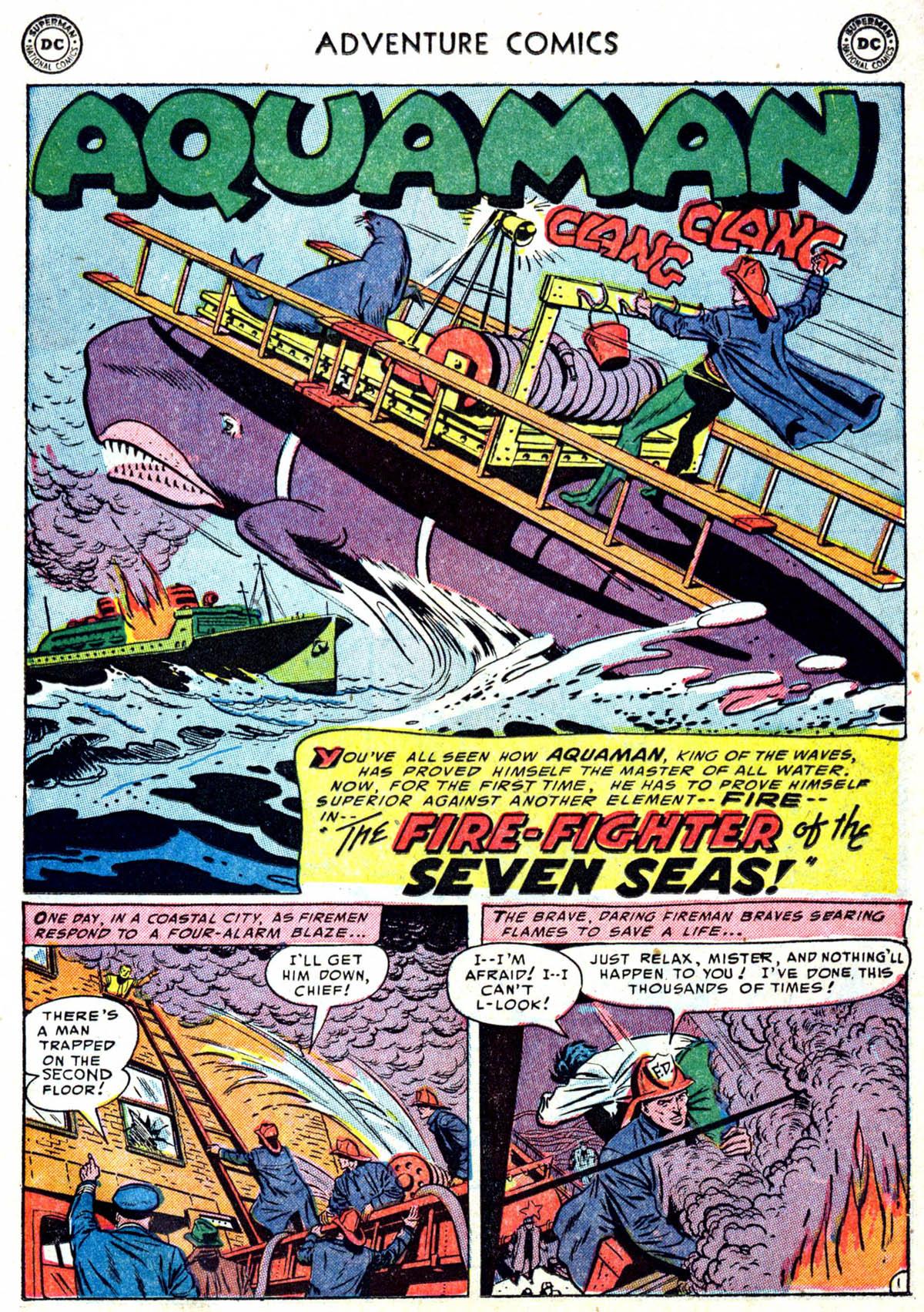 Read online Adventure Comics (1938) comic -  Issue #199 - 14