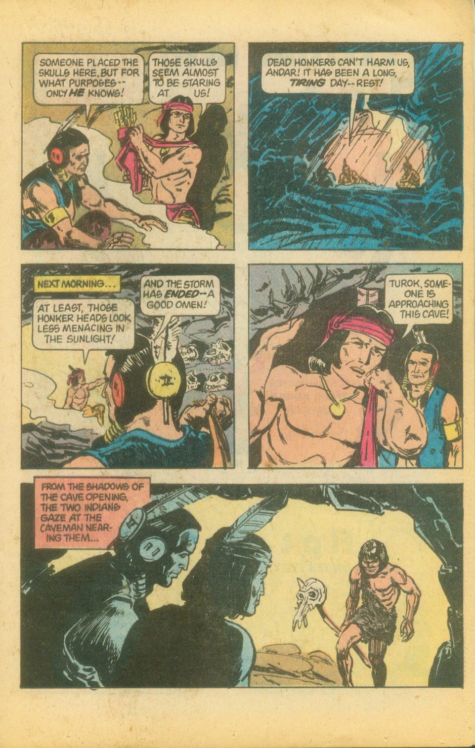 Read online Turok, Son of Stone comic -  Issue #120 - 21