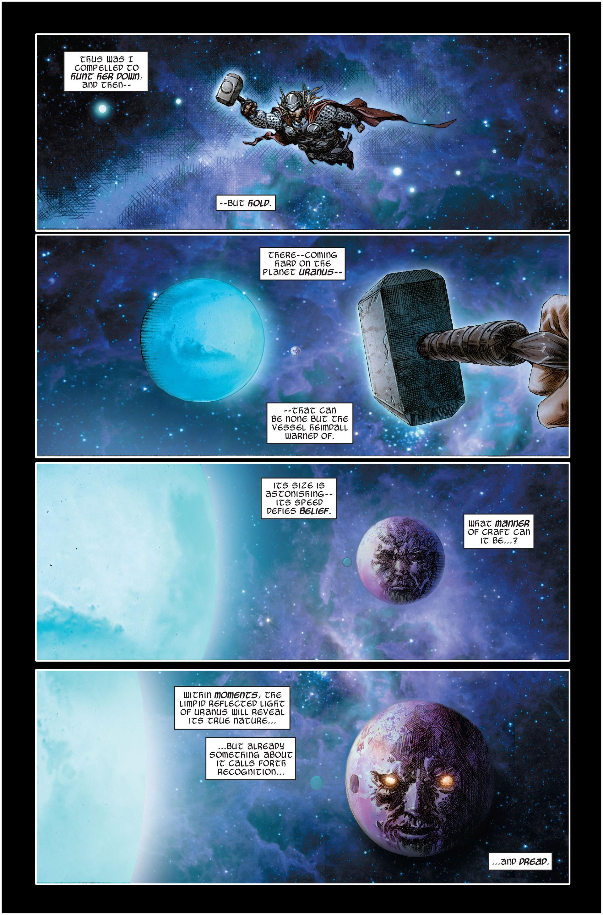 Read online Astonishing Thor comic -  Issue #1 - 14