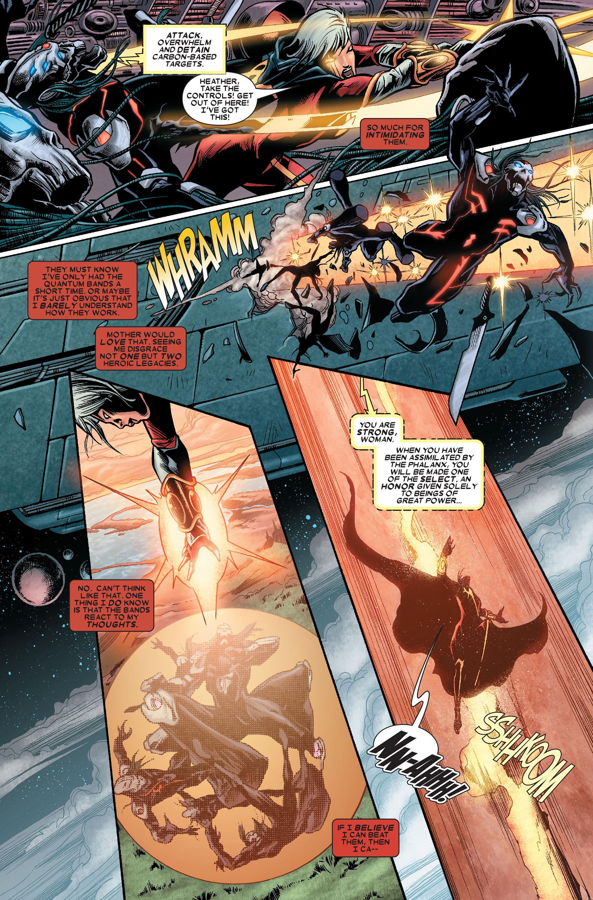 Read online Annihilation: Conquest - Quasar comic -  Issue #1 - 6