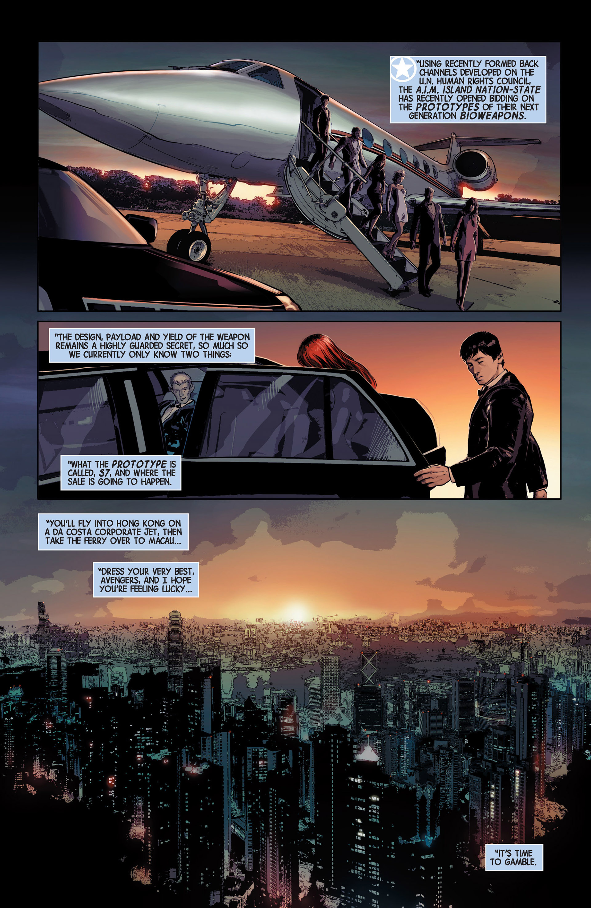 Read online Avengers (2013) comic -  Issue #11 - 5
