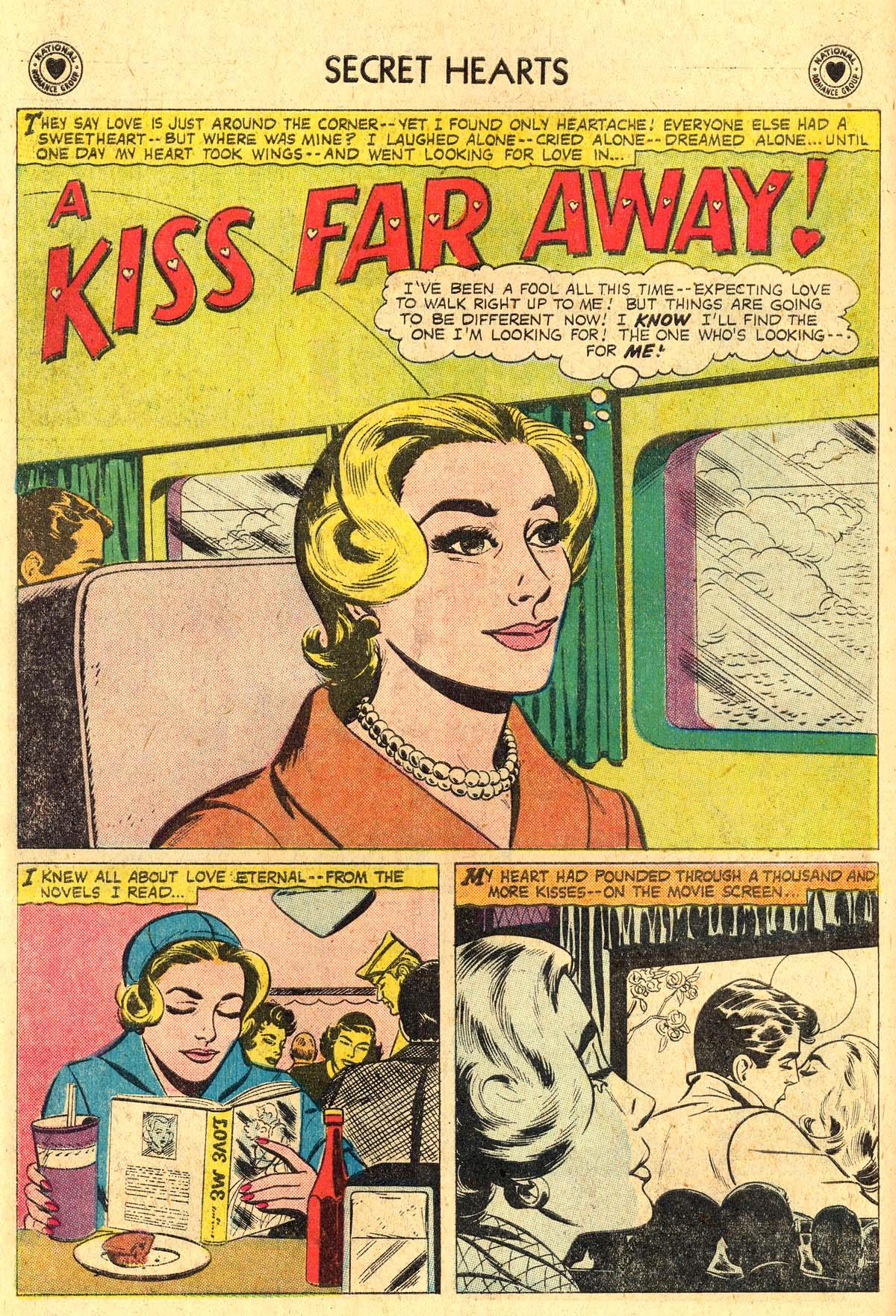 Read online Secret Hearts comic -  Issue #57 - 10