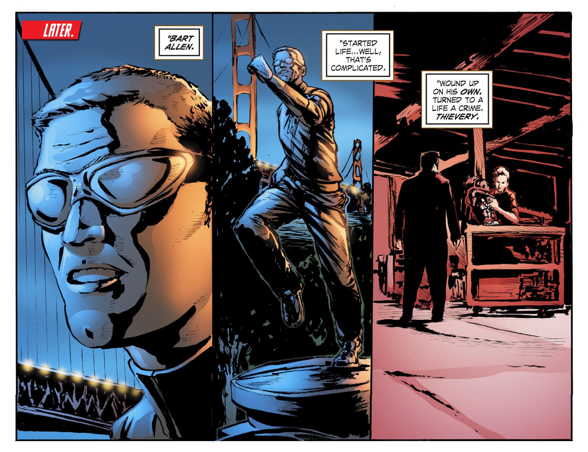 Read online Smallville: Titans comic -  Issue #2 - 3
