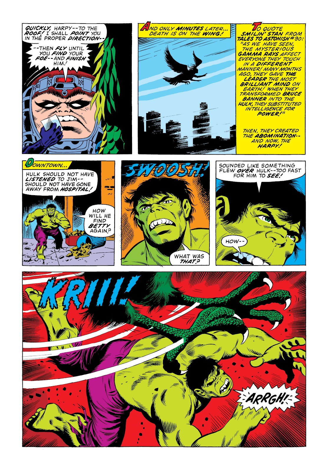 Read online Marvel Masterworks: The Incredible Hulk comic -  Issue # TPB 9 (Part 3) - 51