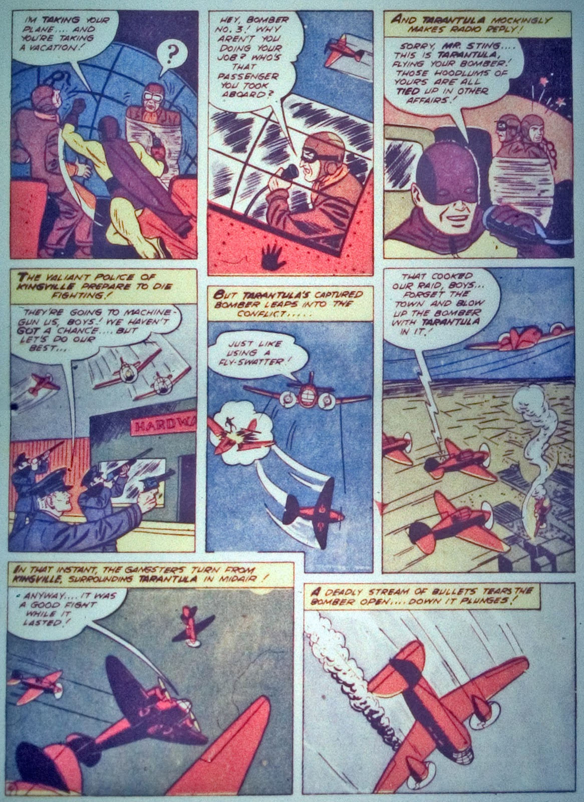 Star Spangled Comics (1941) issue 7 - Page 19
