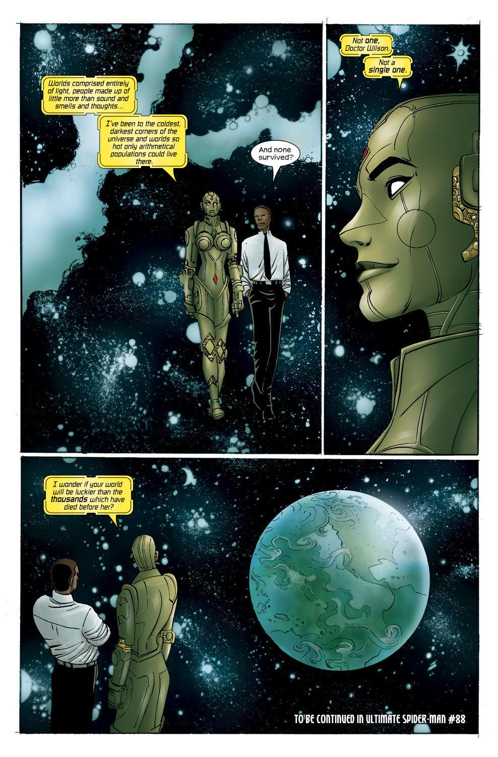 Read online Ultimate Vision comic -  Issue #0 - 18