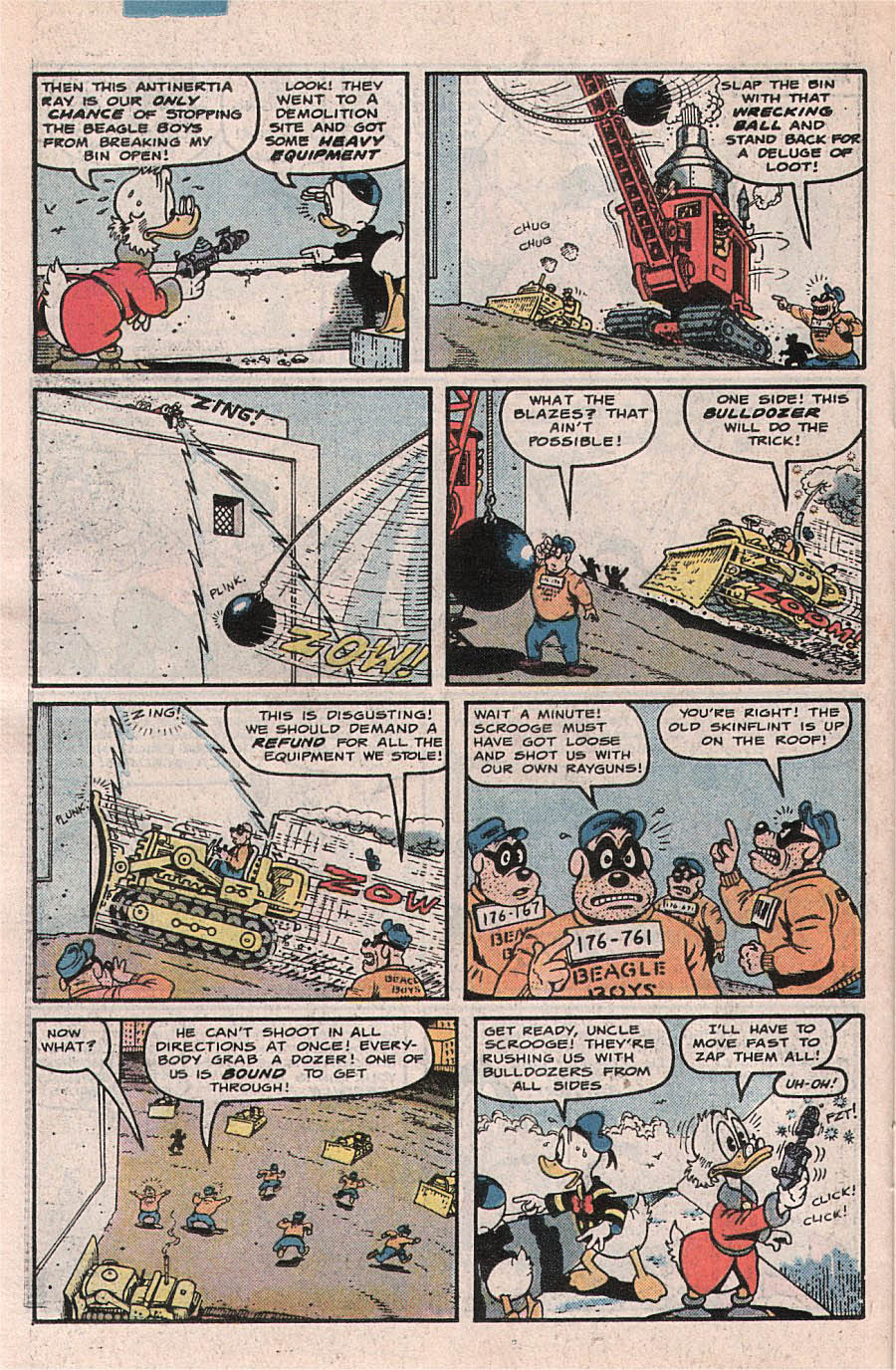 Read online Uncle Scrooge (1953) comic -  Issue #224 - 22