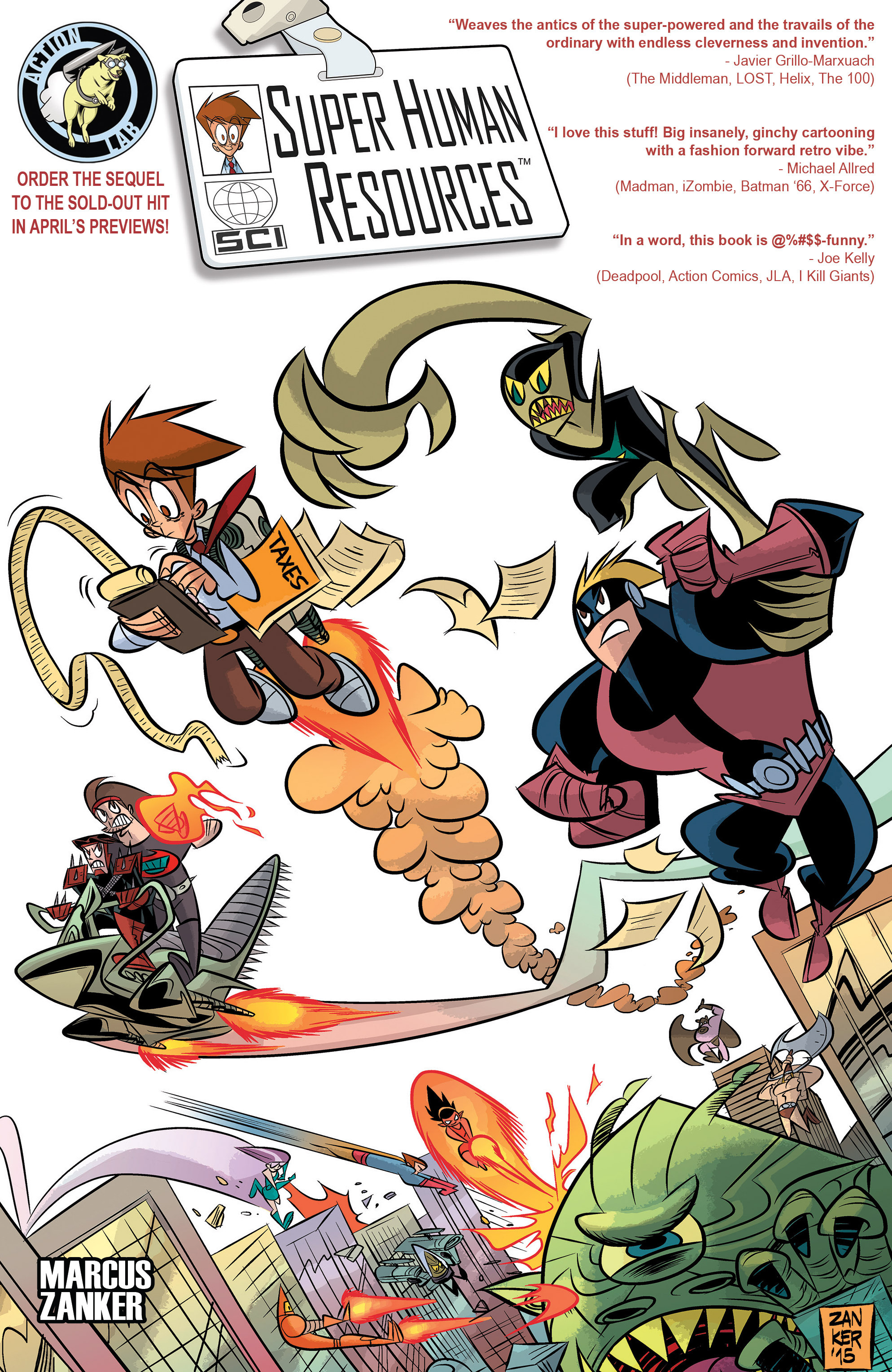 Read online Actionverse comic -  Issue #4 - 29
