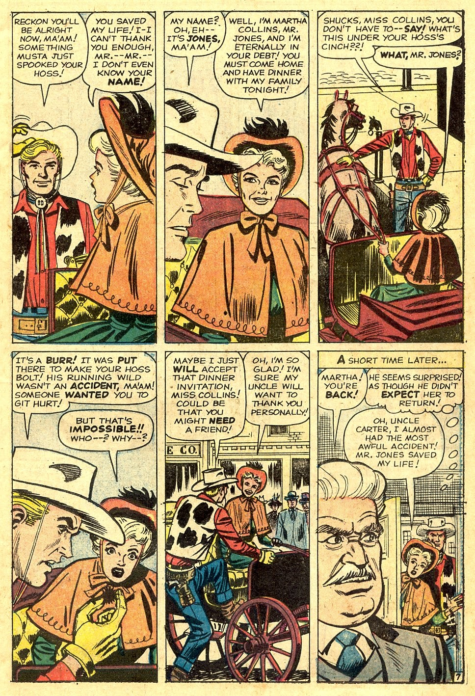 Kid Colt Outlaw issue 108 - Page 11