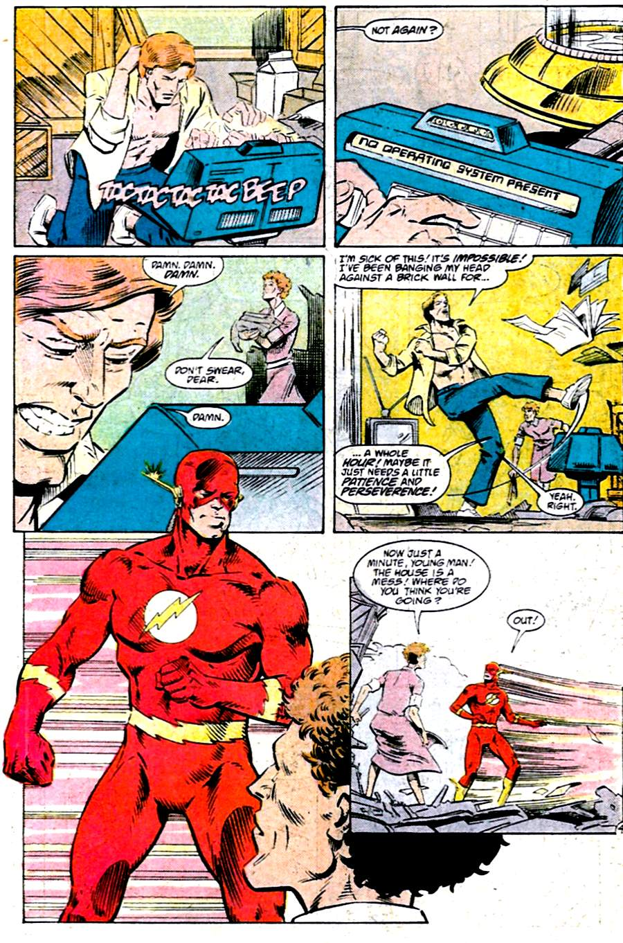 Read online The Flash (1987) comic -  Issue # _Annual 3 - 5
