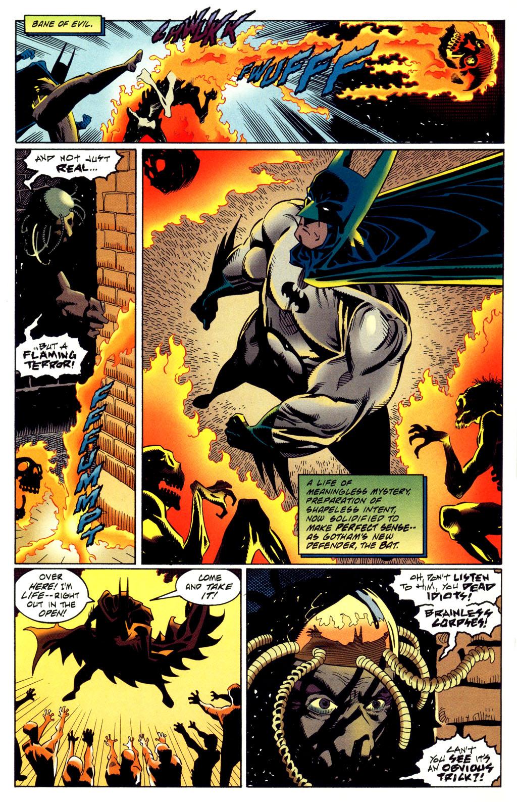 Read online Batman: Haunted Gotham comic -  Issue #2 - 24