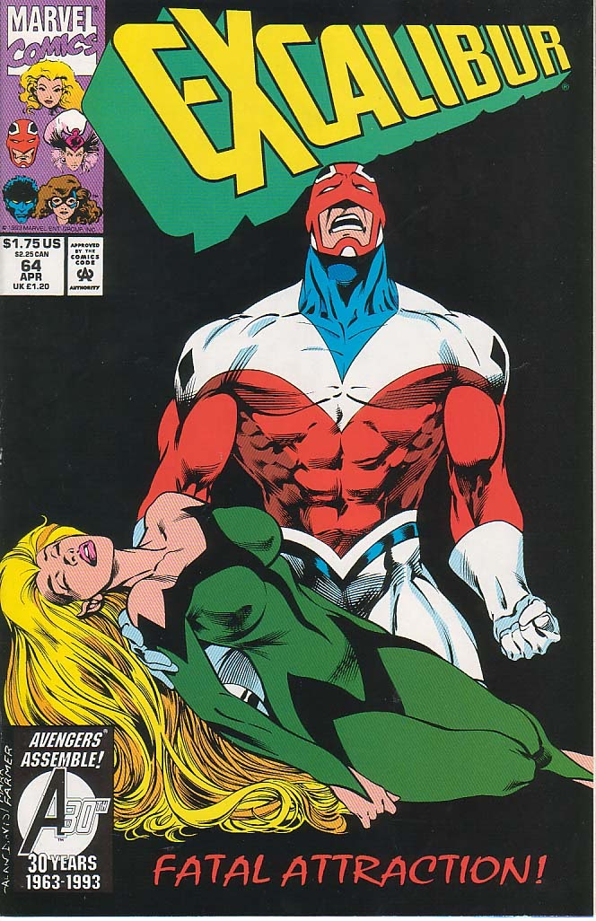 Excalibur (1988) issue 64 - Page 1