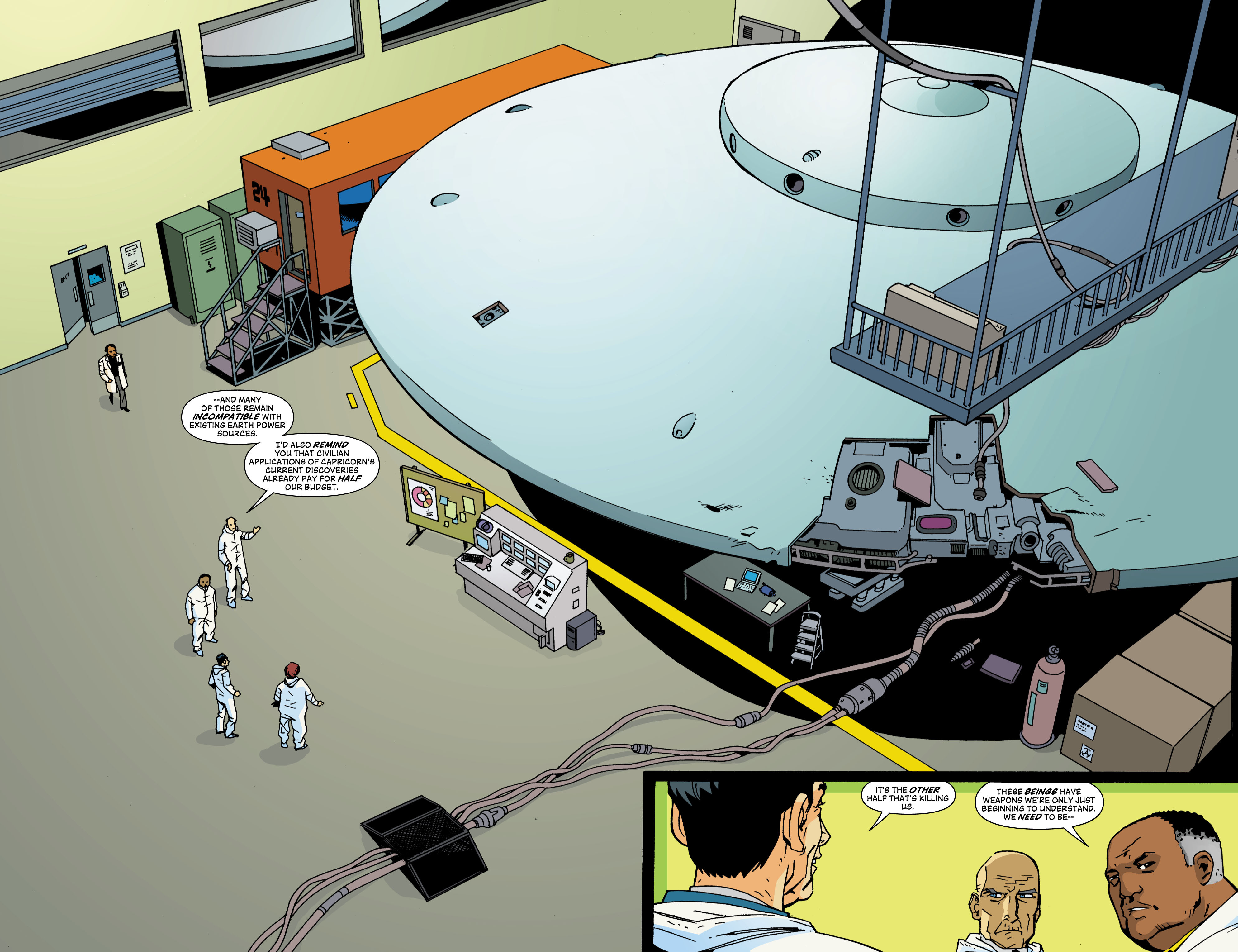 Read online Red Herring comic -  Issue #2 - 16