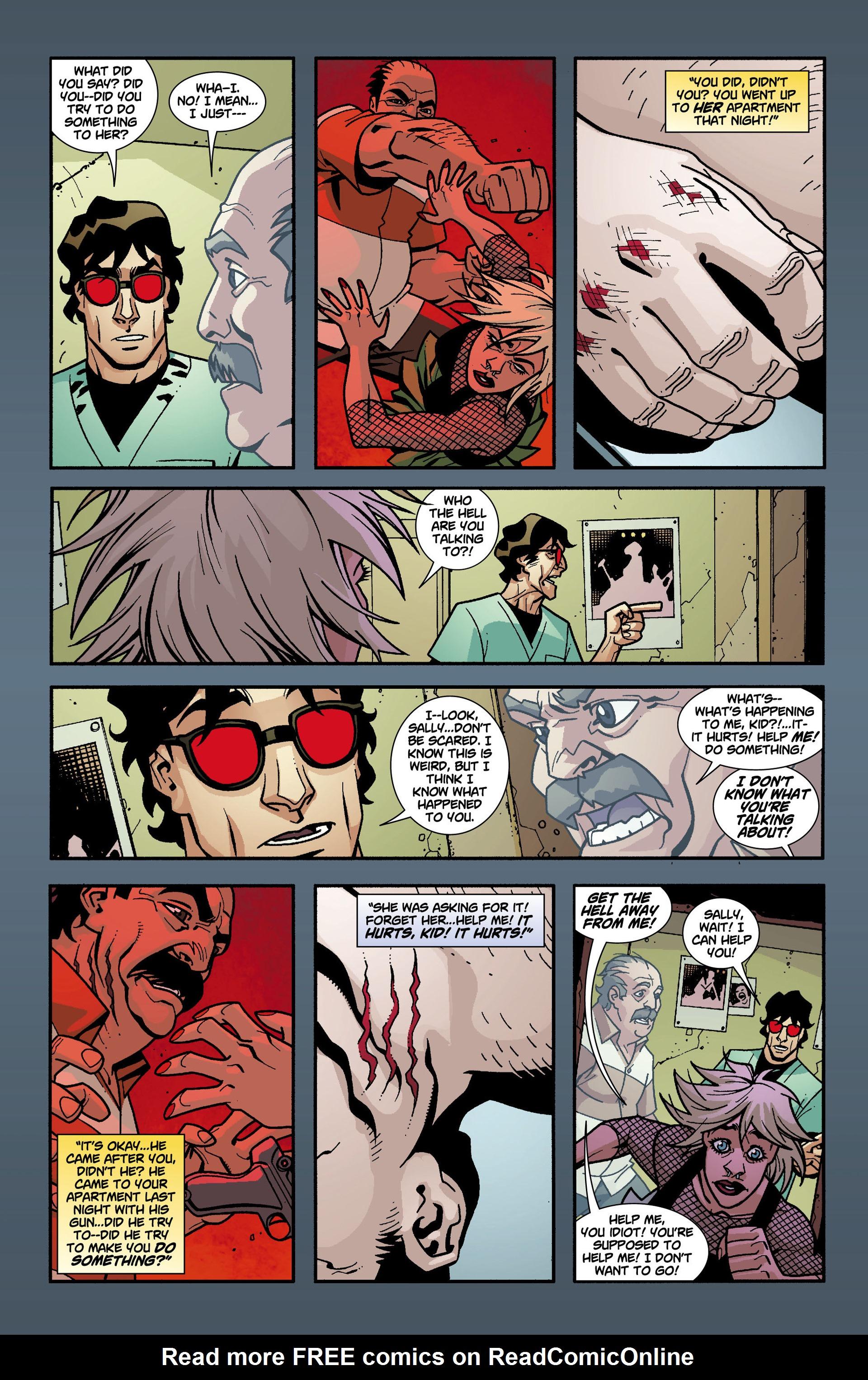 Read online National Comics: Eternity comic -  Issue # Full - 24