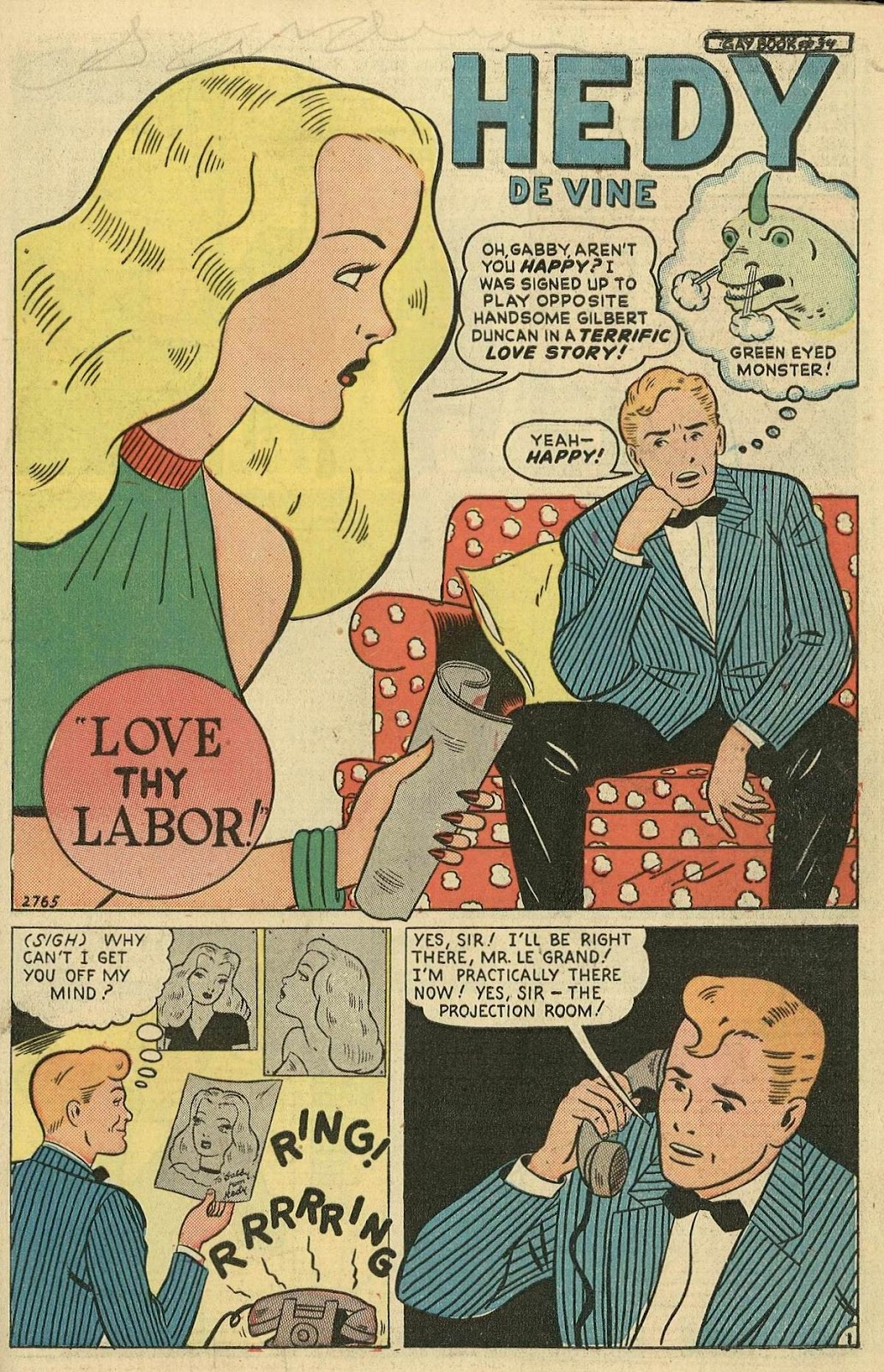 Read online Gay Comics comic -  Issue #34 - 3