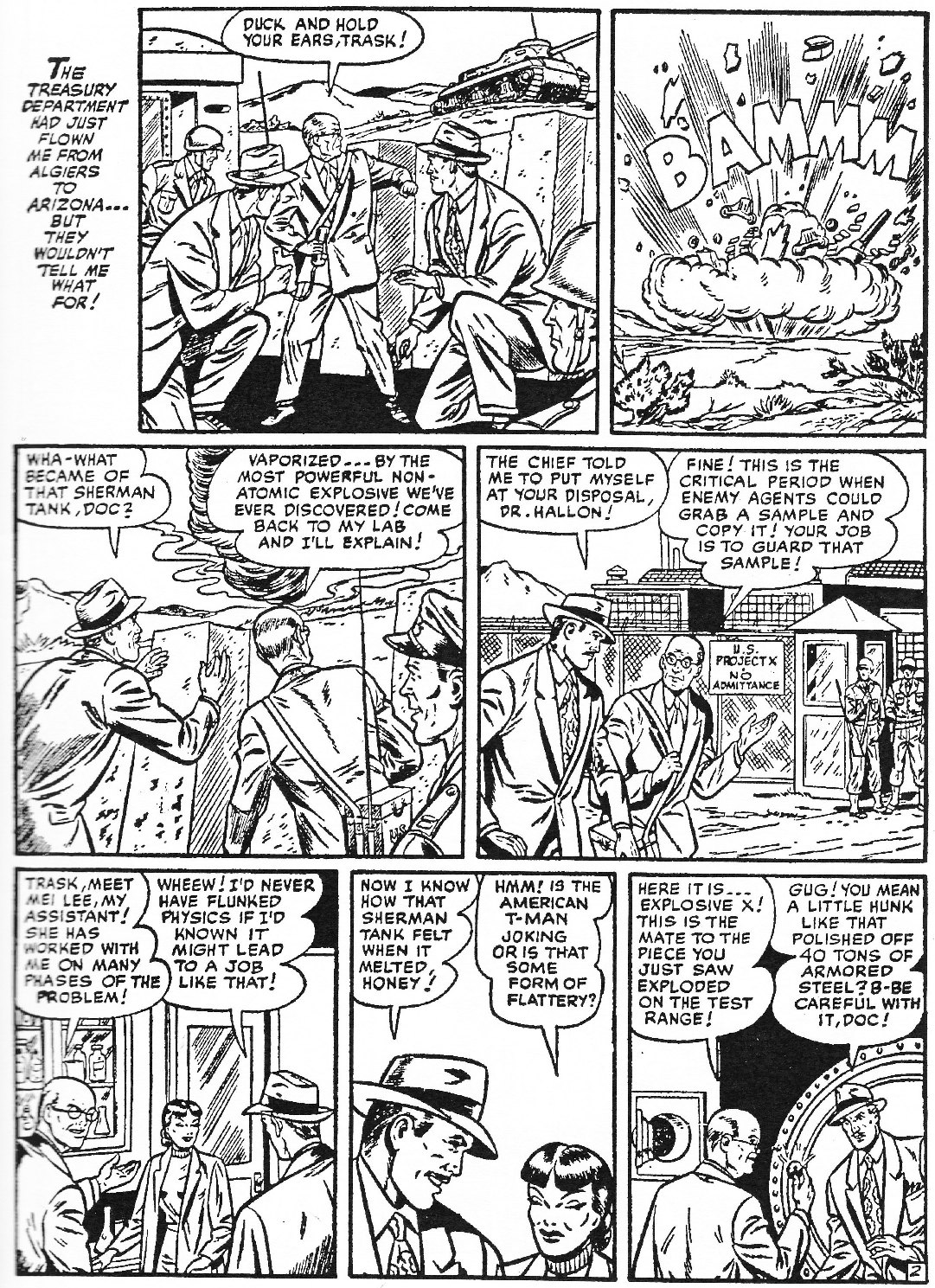 Read online Men of Mystery Comics comic -  Issue #73 - 51