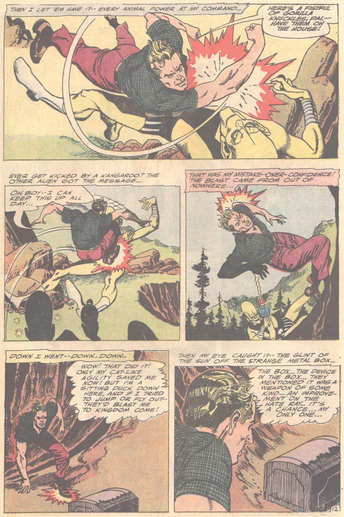 Read online Adventure Comics (1938) comic -  Issue #414 - 35